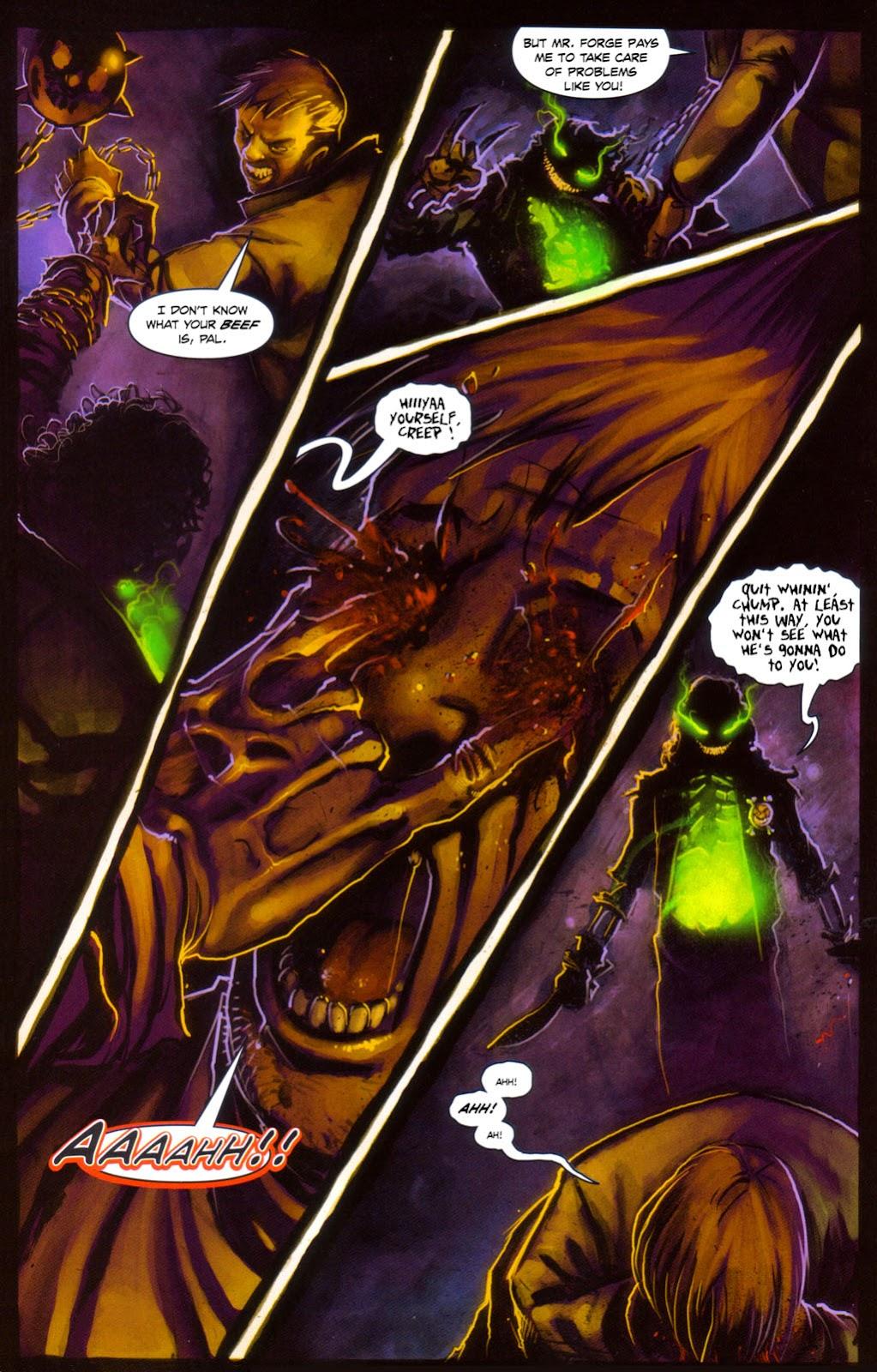 Read online Evil Ernie in Santa Fe comic -  Issue #4 - 8