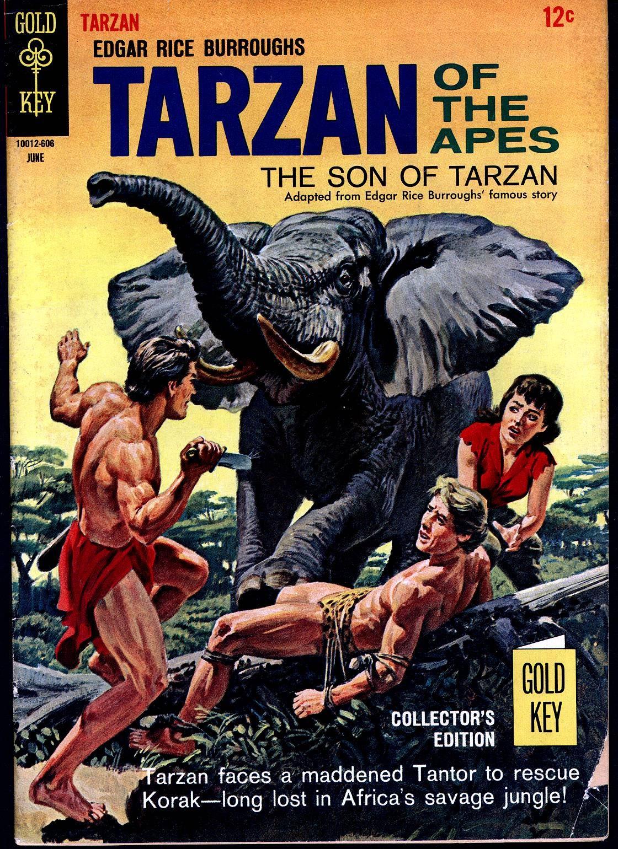 Tarzan (1962) issue 158 - Page 1