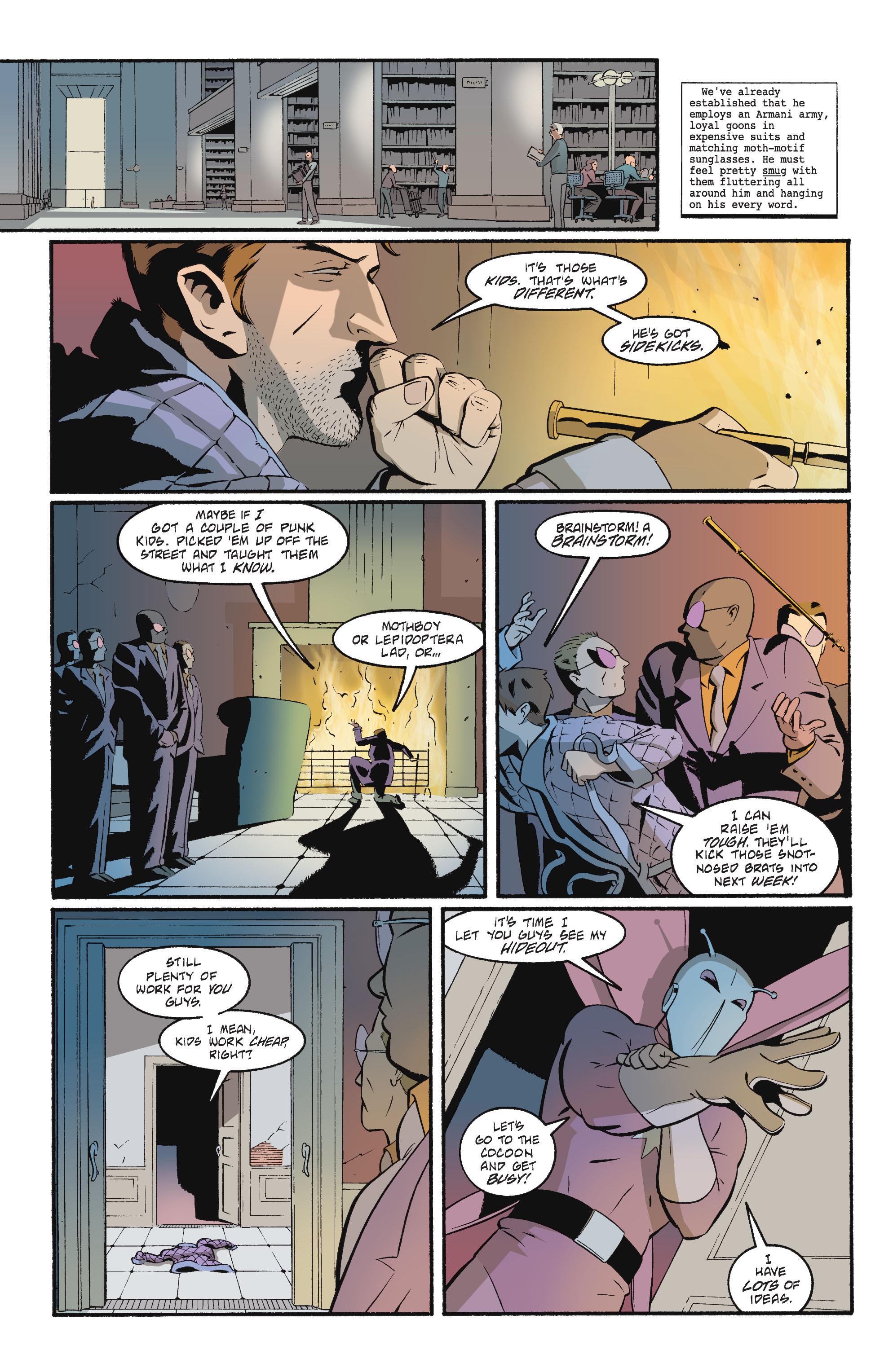 Read online Batgirl/Robin: Year One comic -  Issue # TPB 2 - 89