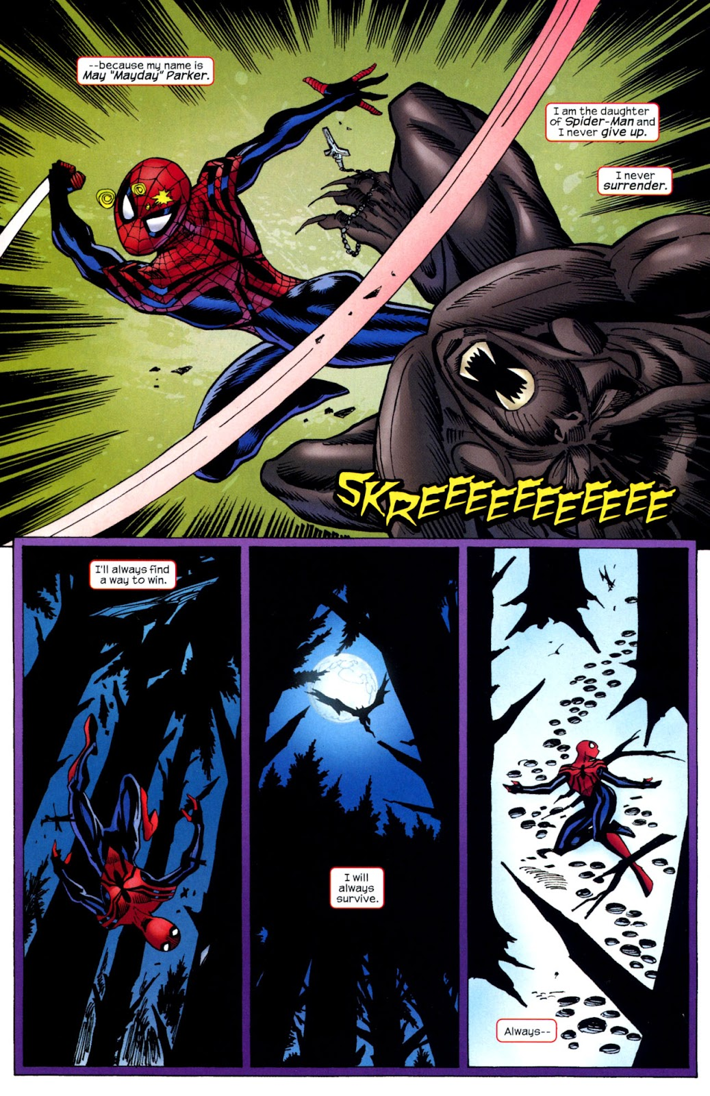 Web of Spider-Man (2009) Issue #1 #1 - English 33