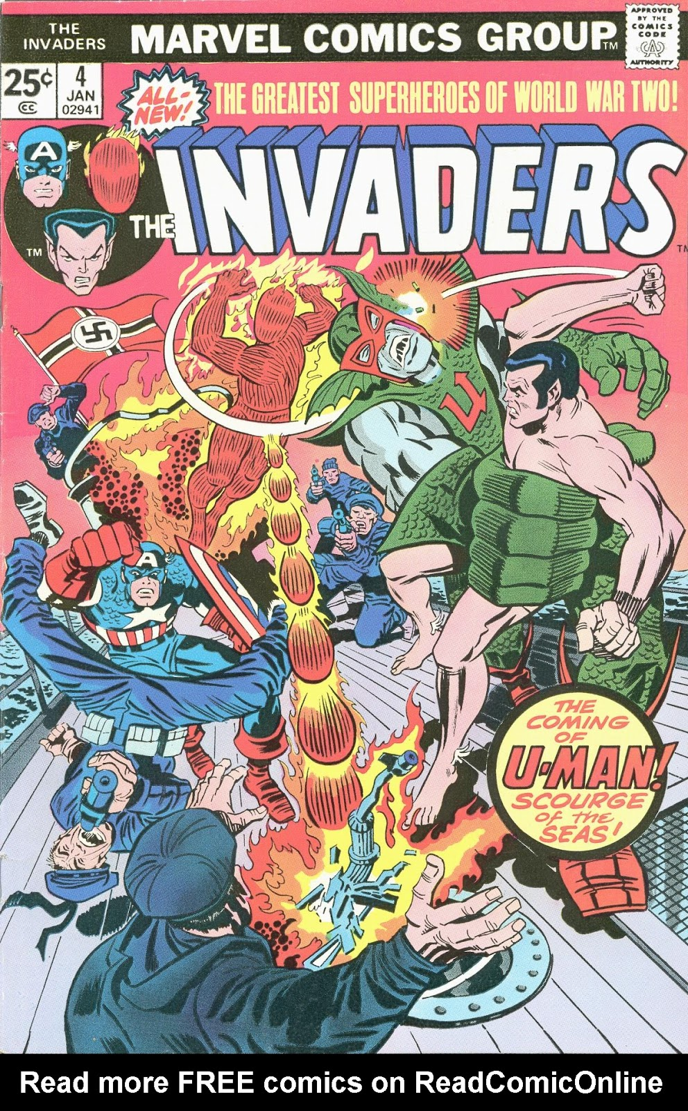 The Invaders (1975) issue 4 - Page 1
