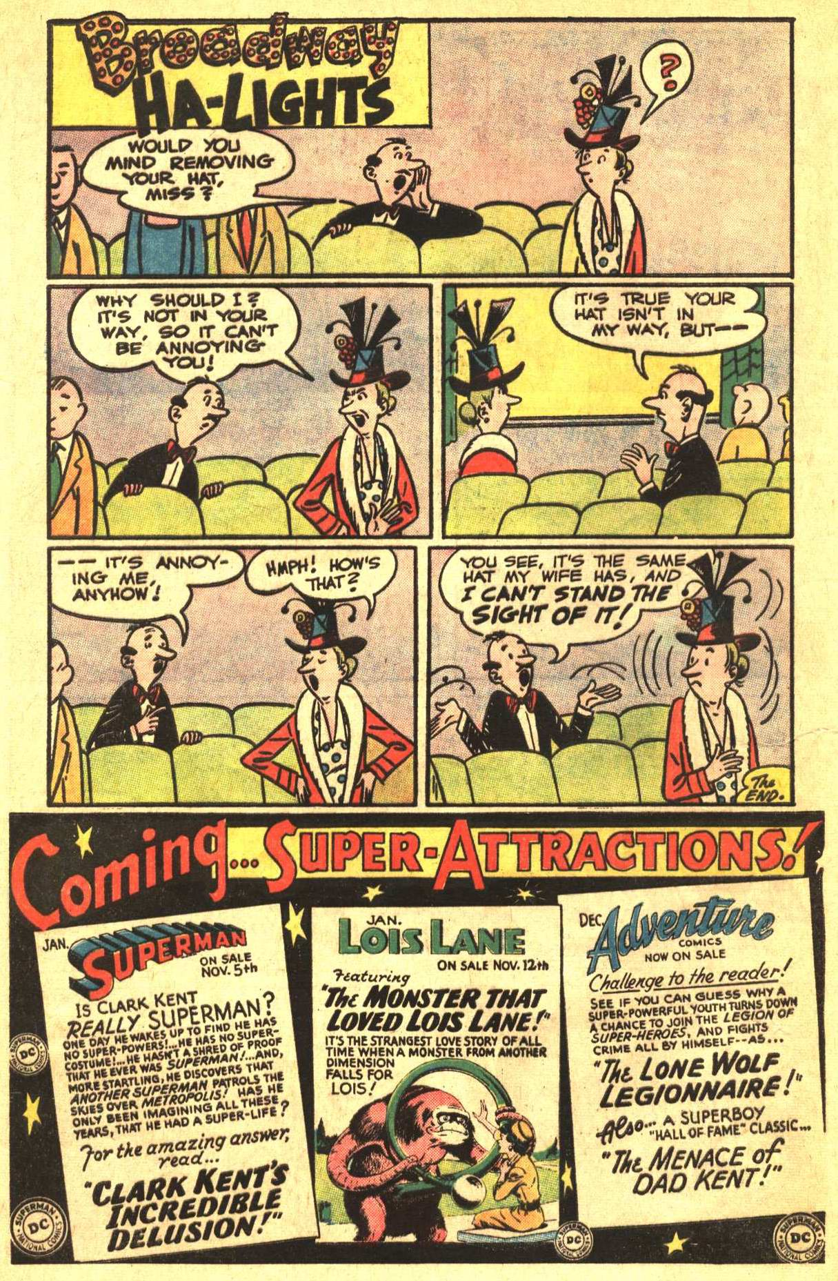 Read online Action Comics (1938) comic -  Issue #319 - 20