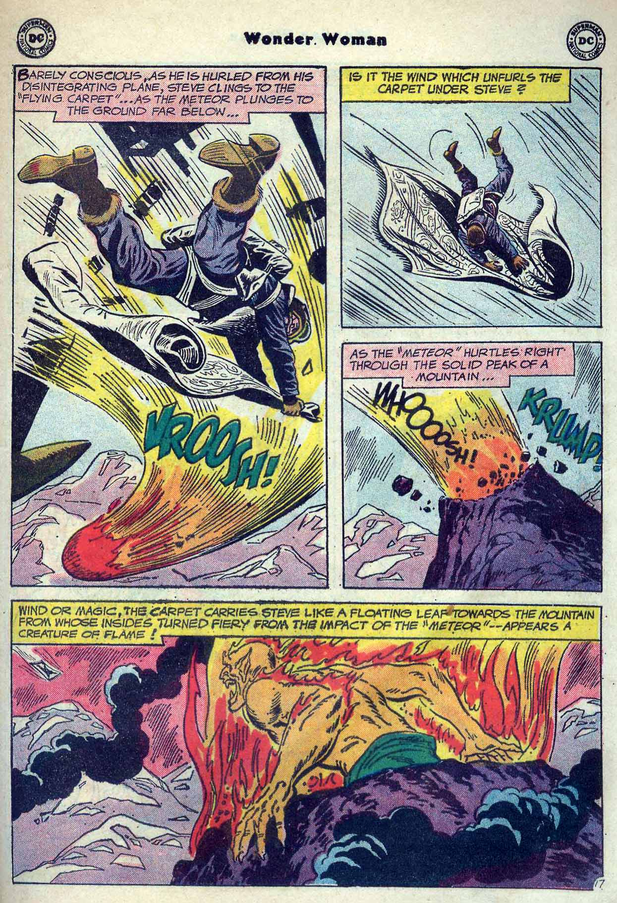 Read online Wonder Woman (1942) comic -  Issue #120 - 23