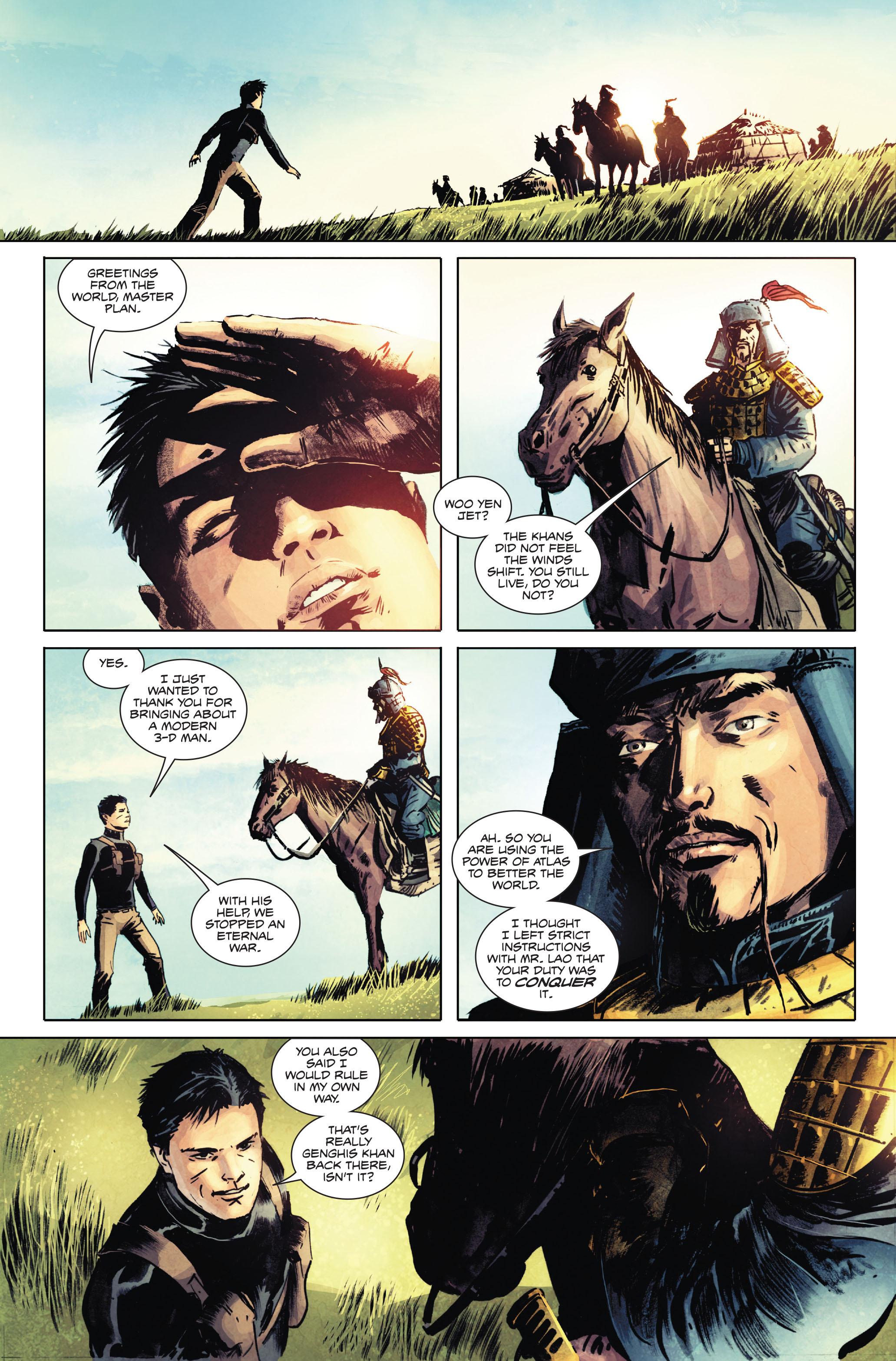 Read online Atlas comic -  Issue #5 - 24