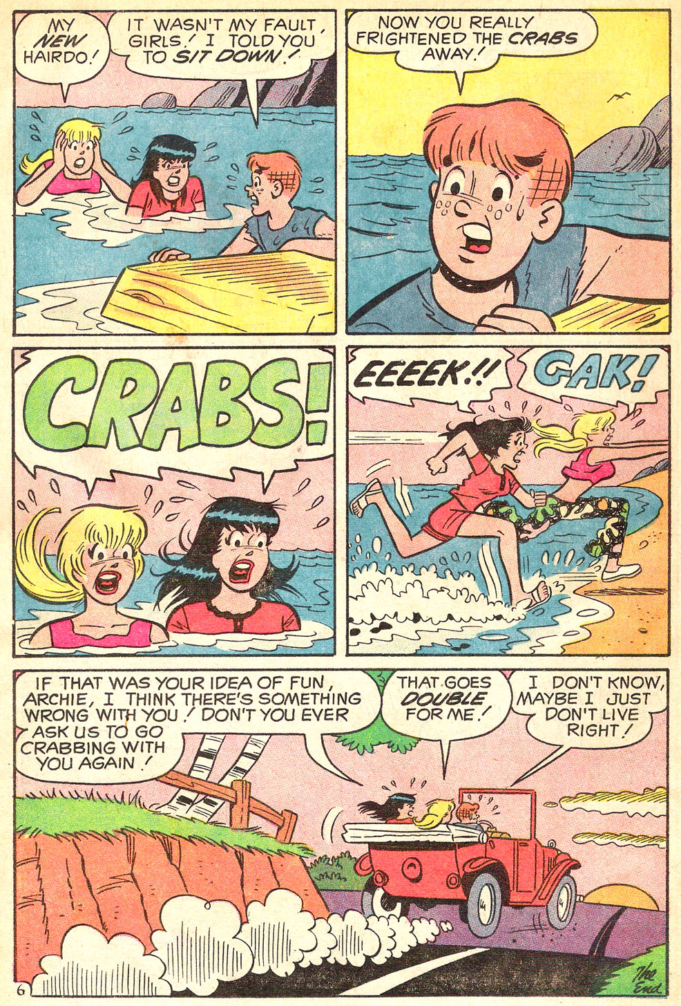 Read online Archie's Girls Betty and Veronica comic -  Issue #177 - 18