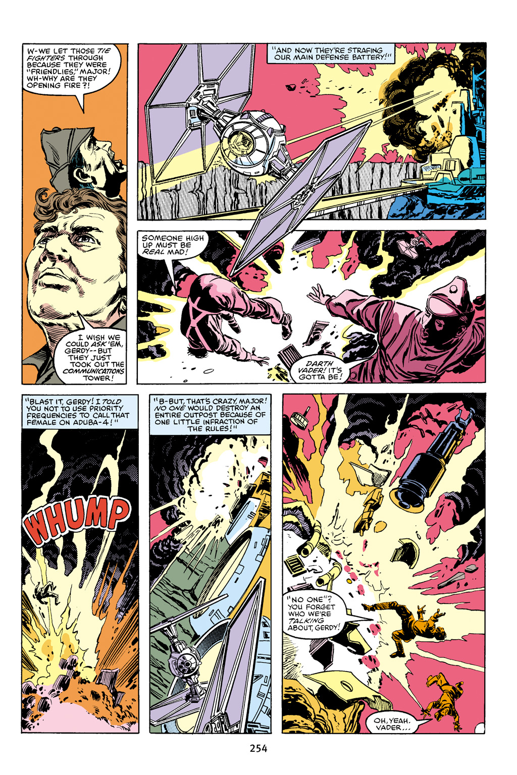 Read online Star Wars Omnibus comic -  Issue # Vol. 16 - 250