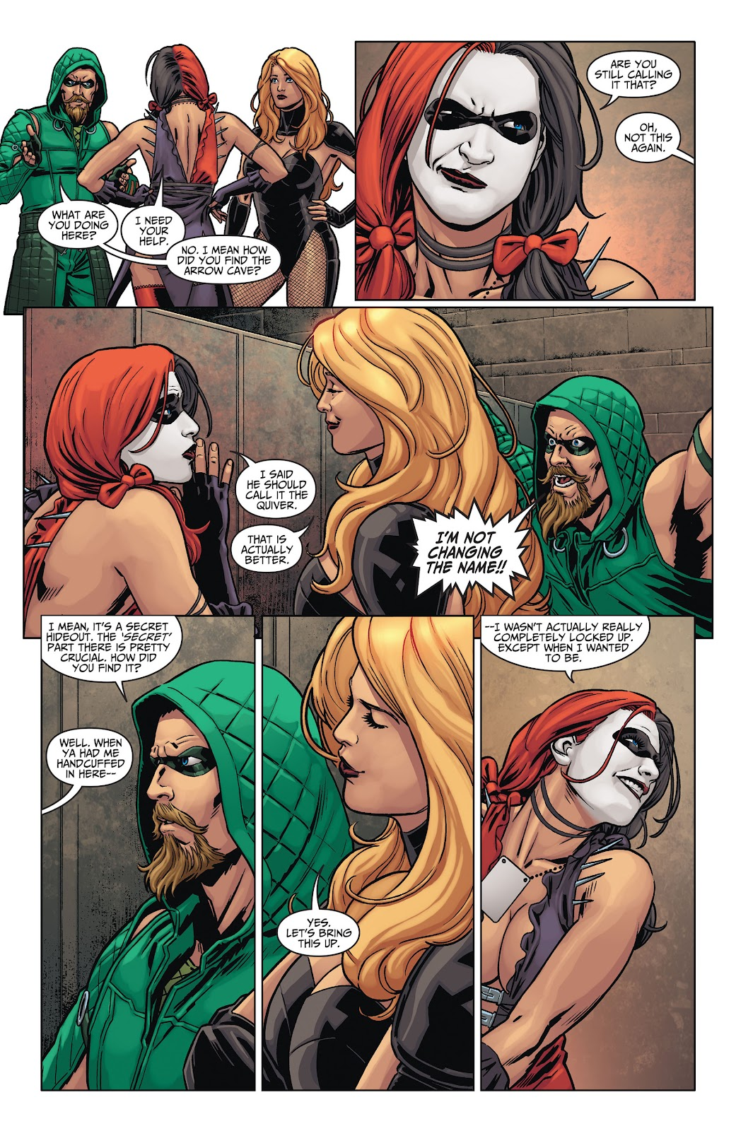 Injustice: Gods Among Us [I] issue _Annual_1 - Page 31