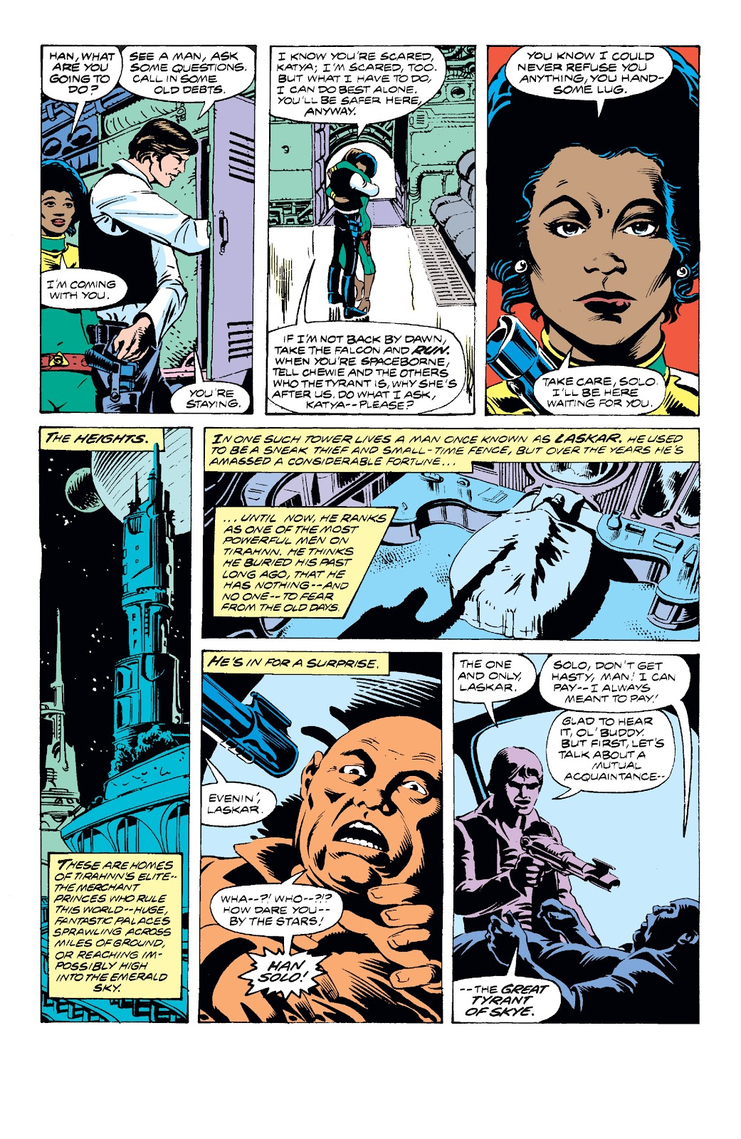 Read online Star Wars Legends: The Original Marvel Years - Epic Collection comic -  Issue # TPB 2 (Part 3) - 10