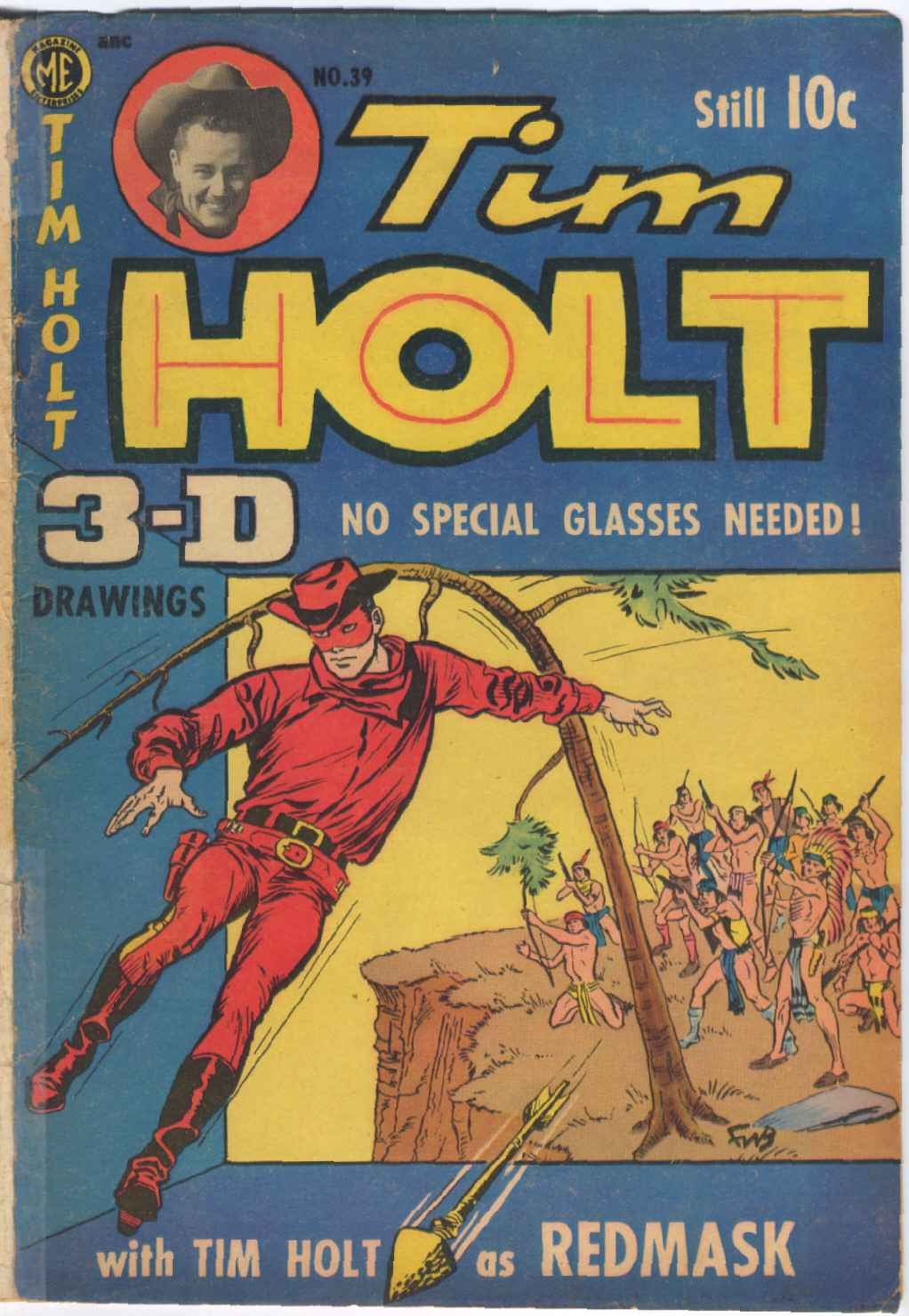 Tim Holt 39 Page 1