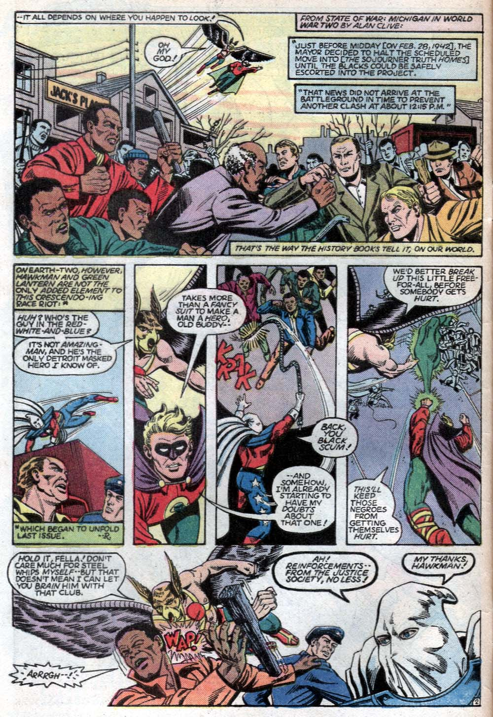 Read online All-Star Squadron comic -  Issue #40 - 3