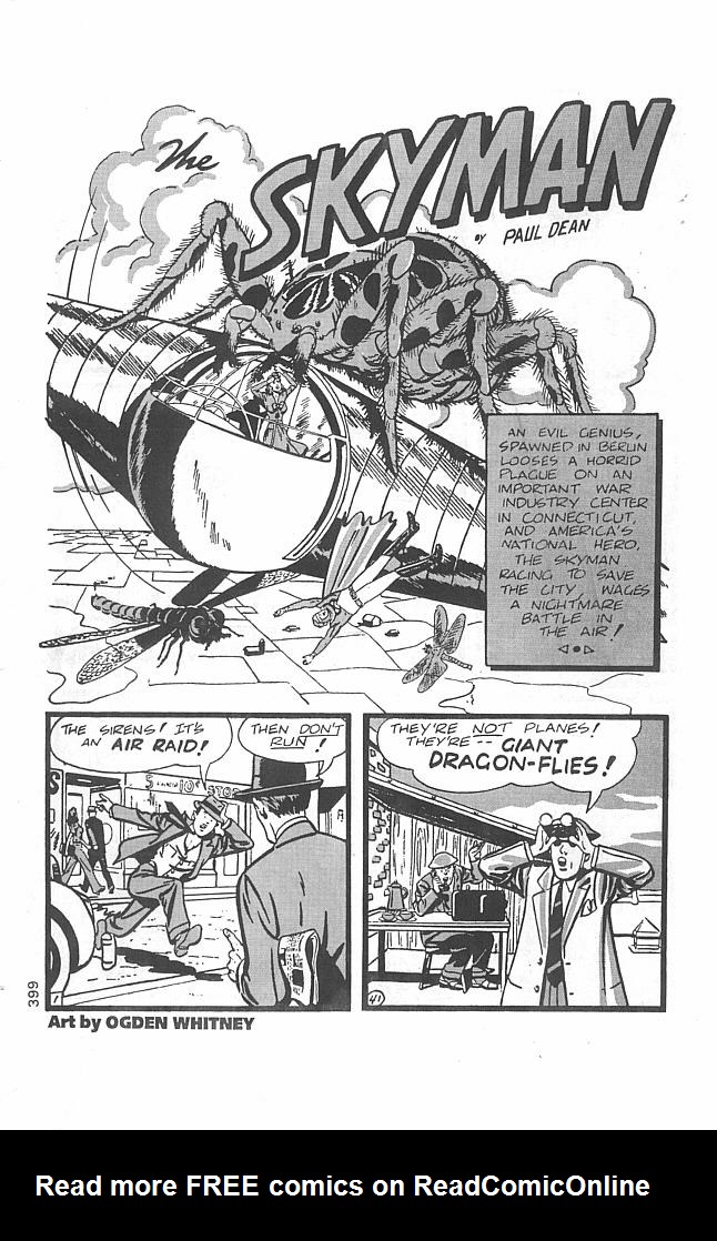 Read online Golden-Age Men of Mystery comic -  Issue #7 - 3