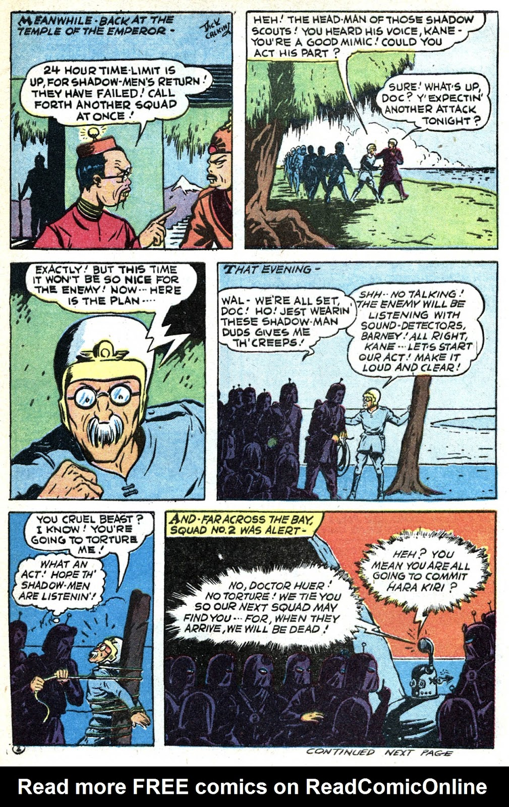 Read online Famous Funnies comic -  Issue #128 - 7
