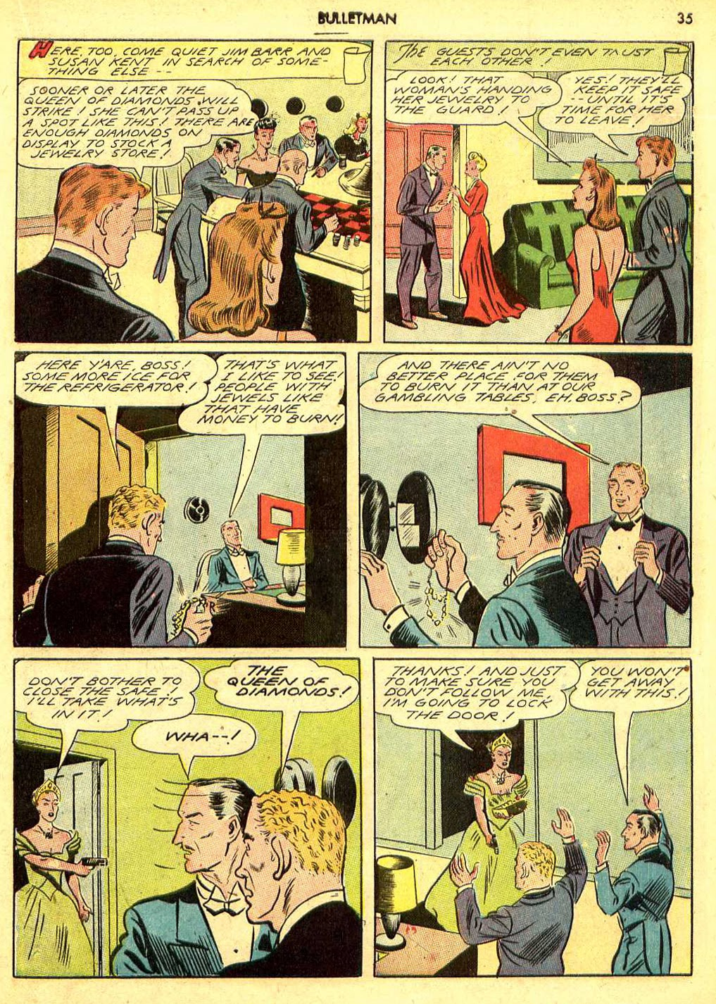 Bulletman issue 12 - Page 34