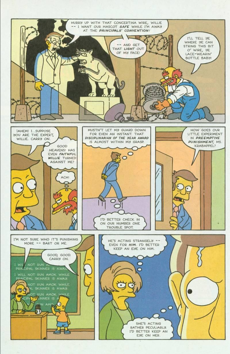 Read online Simpsons Comics comic -  Issue #3 - 3