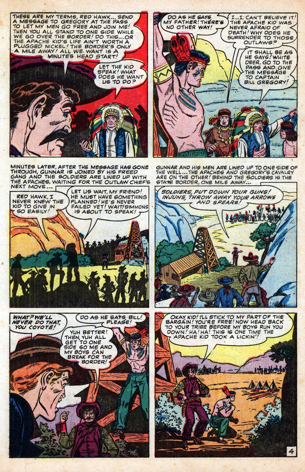 Apache Kid issue 9 - Page 6