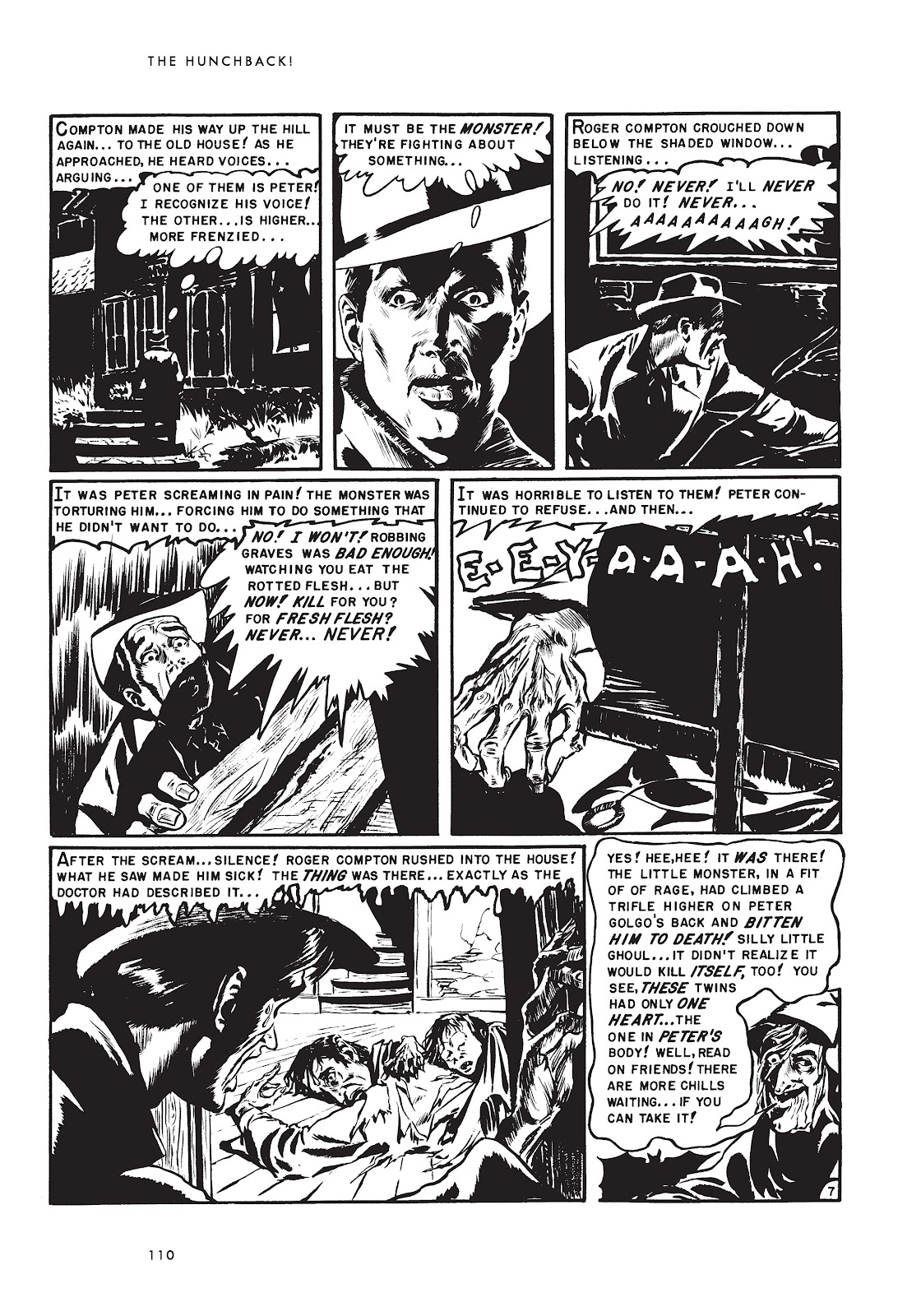 Read online Doctor of Horror and Other Stories comic -  Issue # TPB (Part 2) - 26