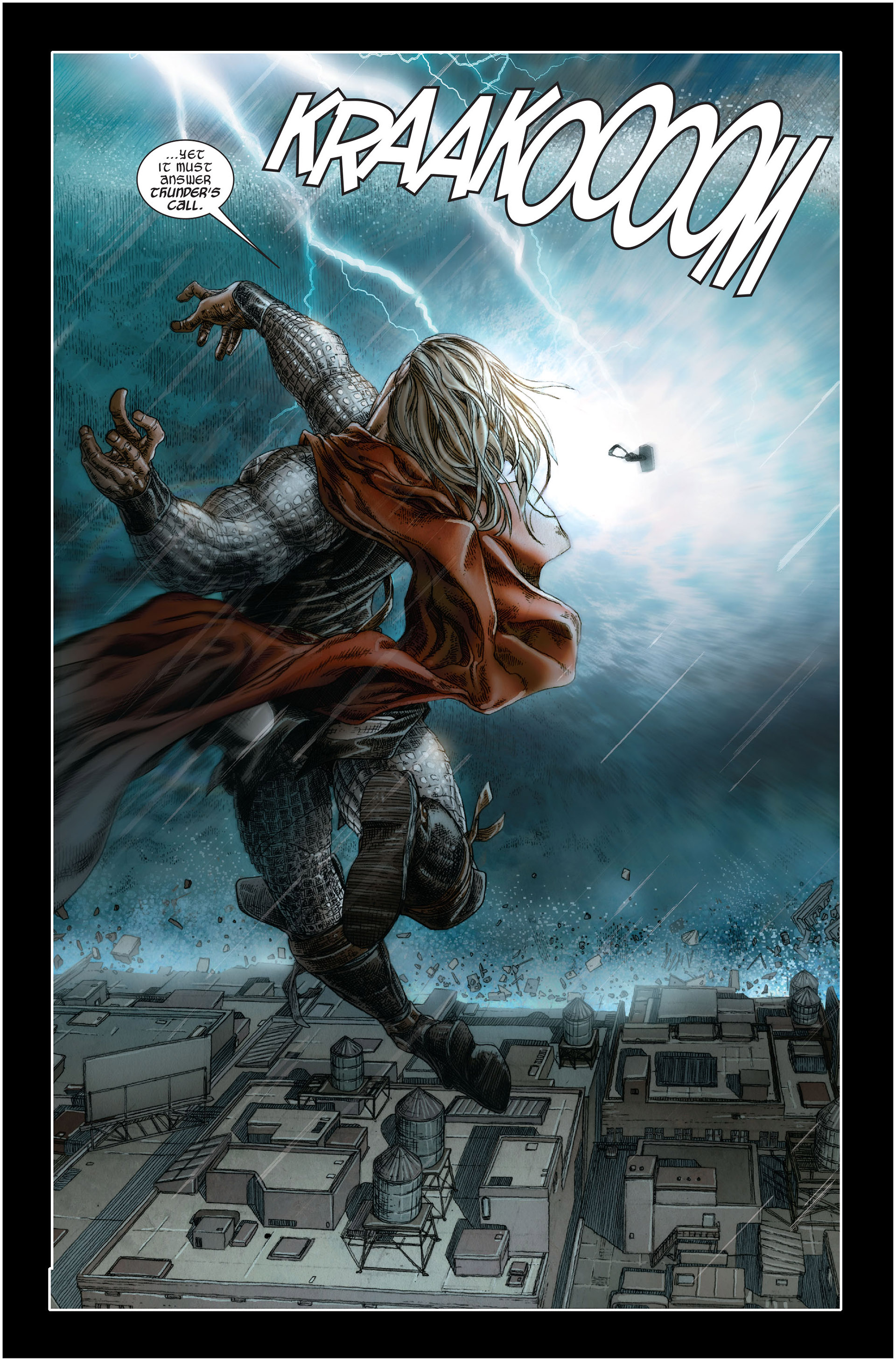 Read online Astonishing Thor comic -  Issue #1 - 4