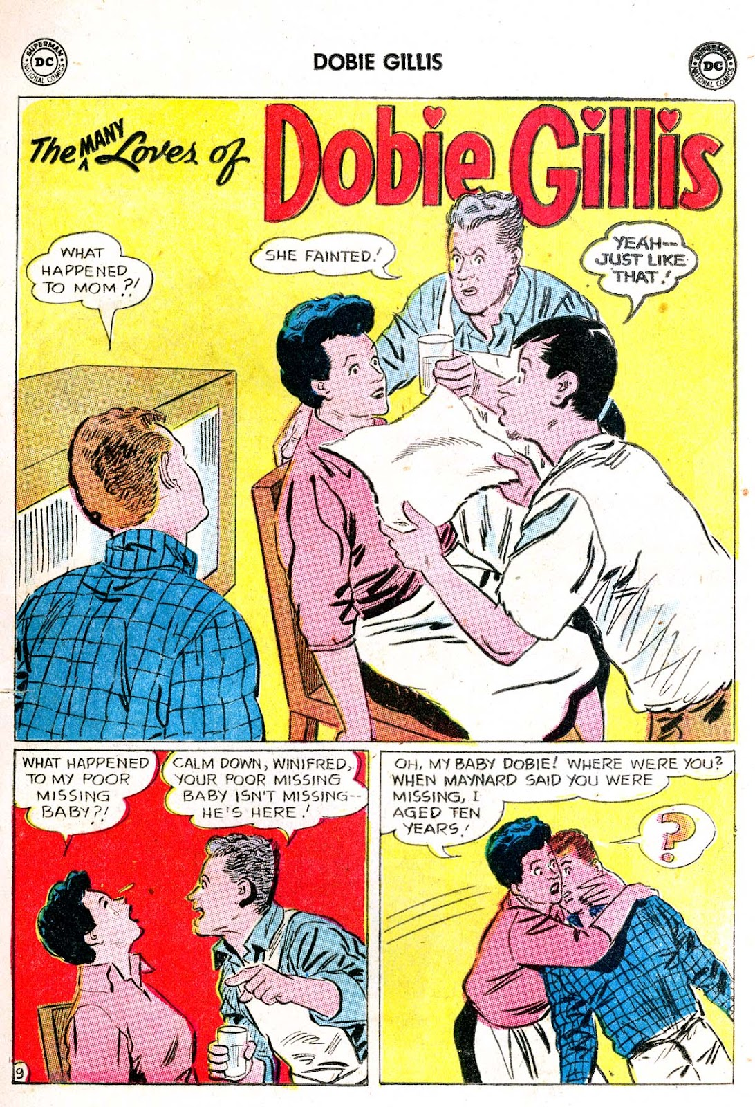 Many Loves of Dobie Gillis issue 21 - Page 13