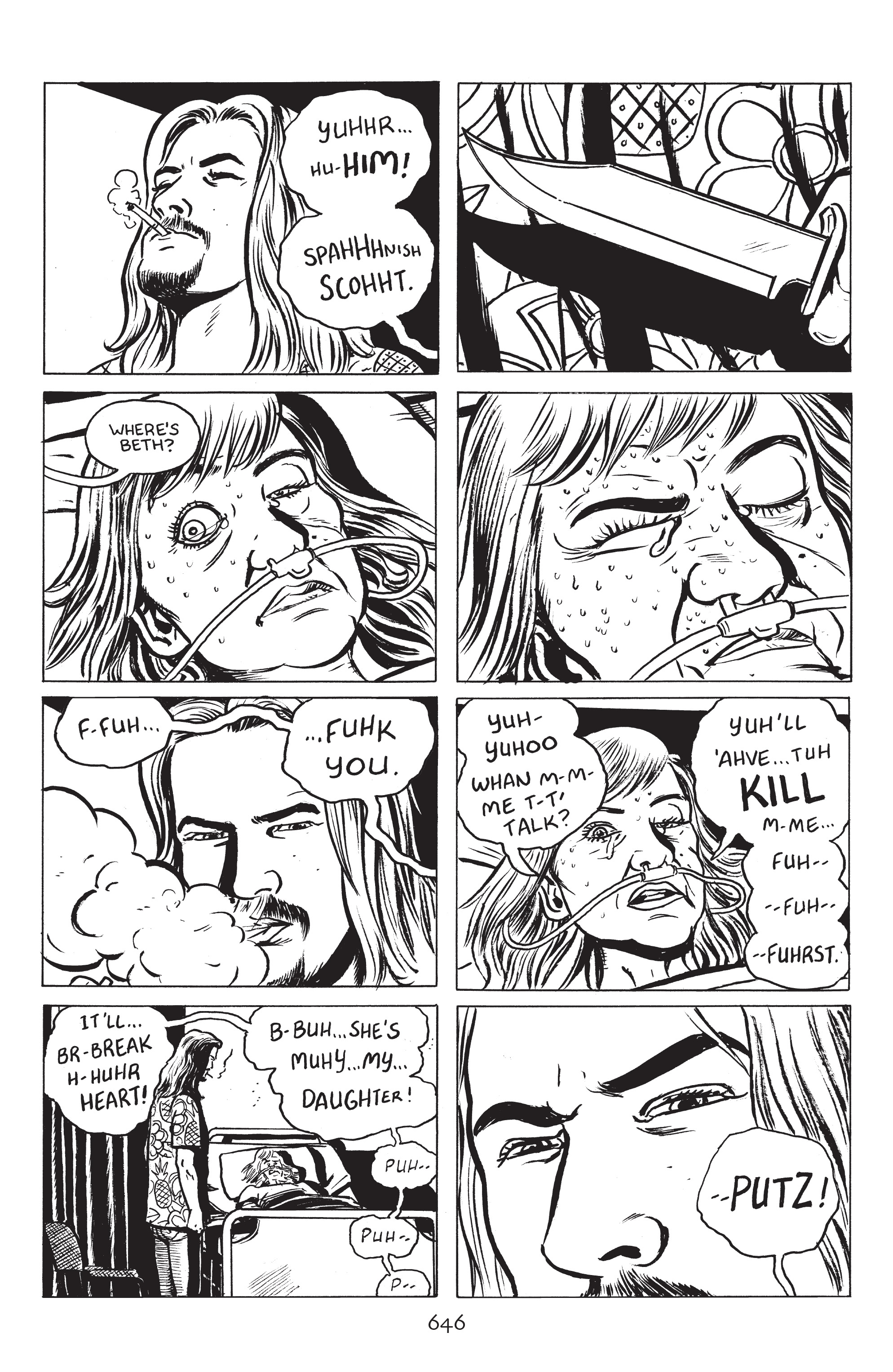 Read online Stray Bullets: Sunshine & Roses comic -  Issue #23 - 29