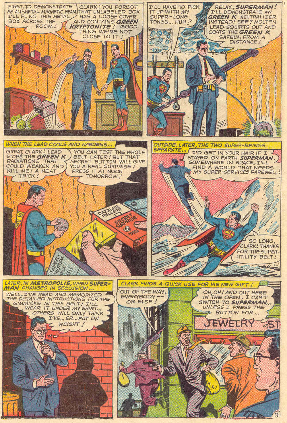 Read online Action Comics (1938) comic -  Issue #341 - 13