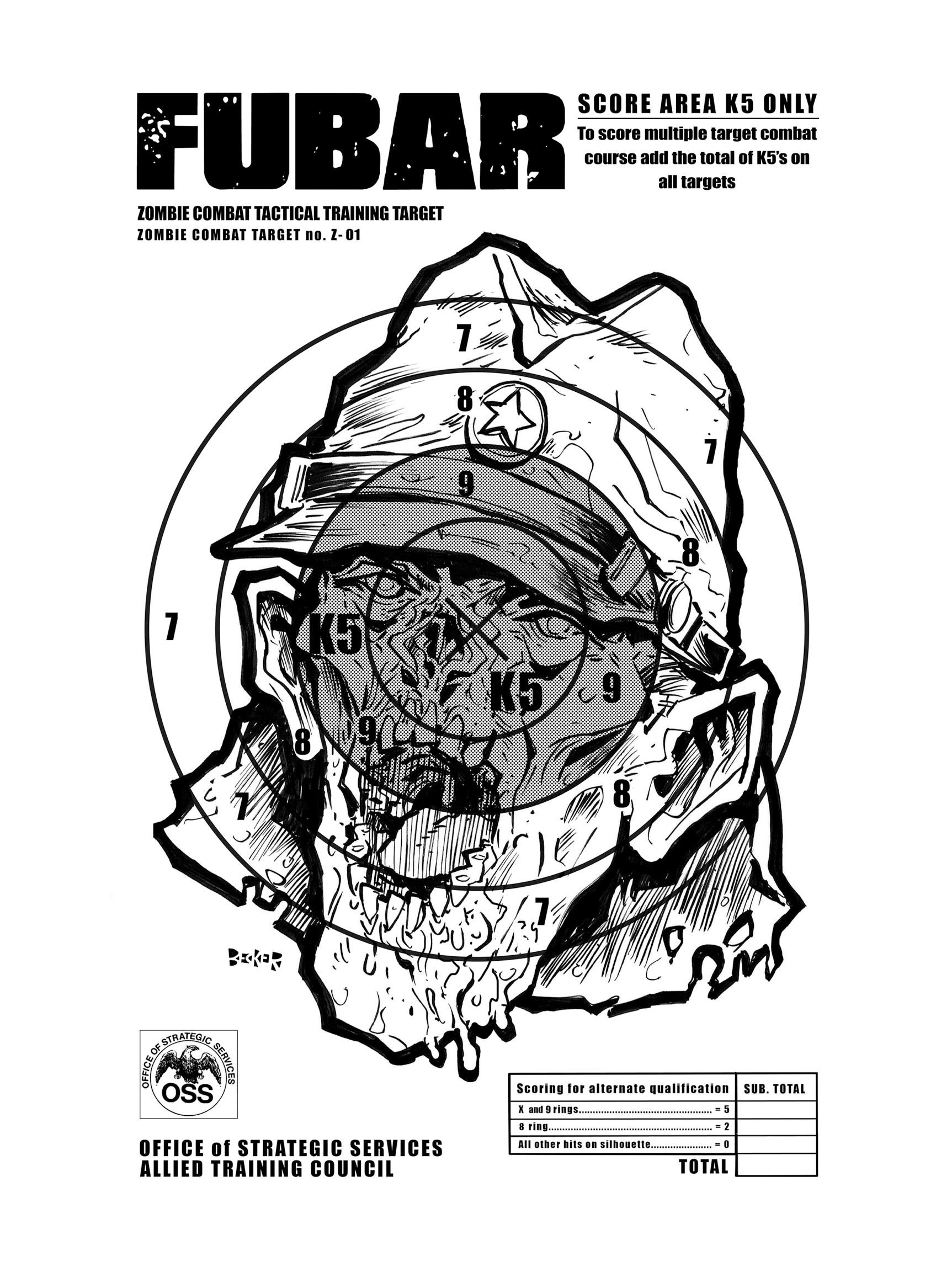 Read online FUBAR comic -  Issue #2 - 270
