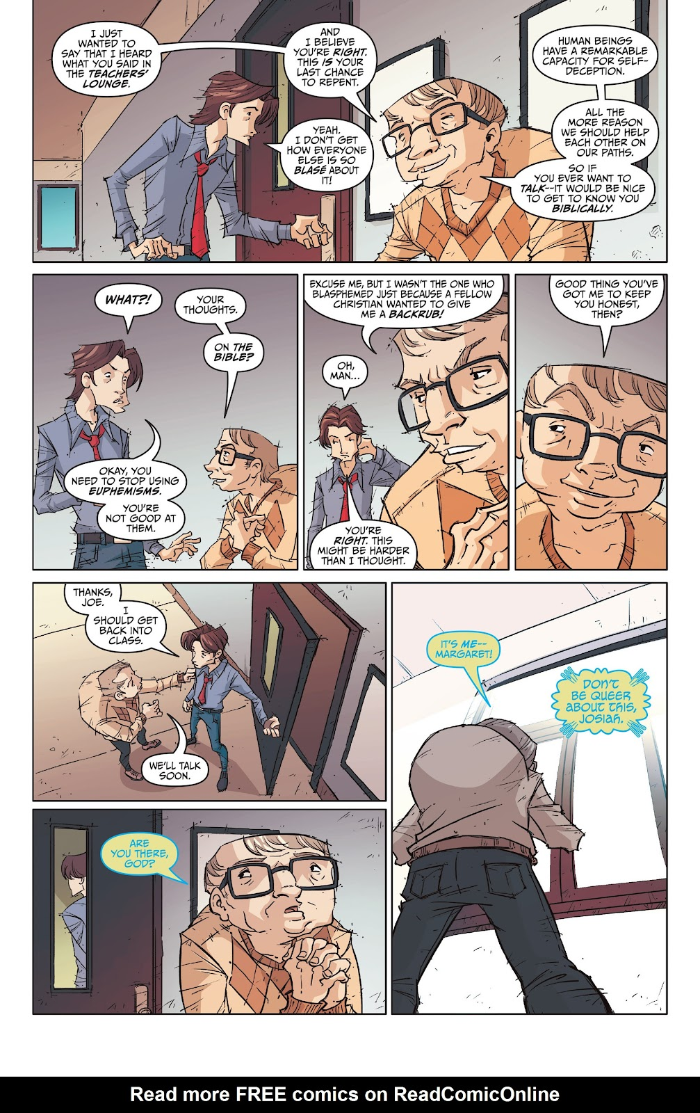 Read online The End Times of Bram and Ben comic -  Issue #1 - 25