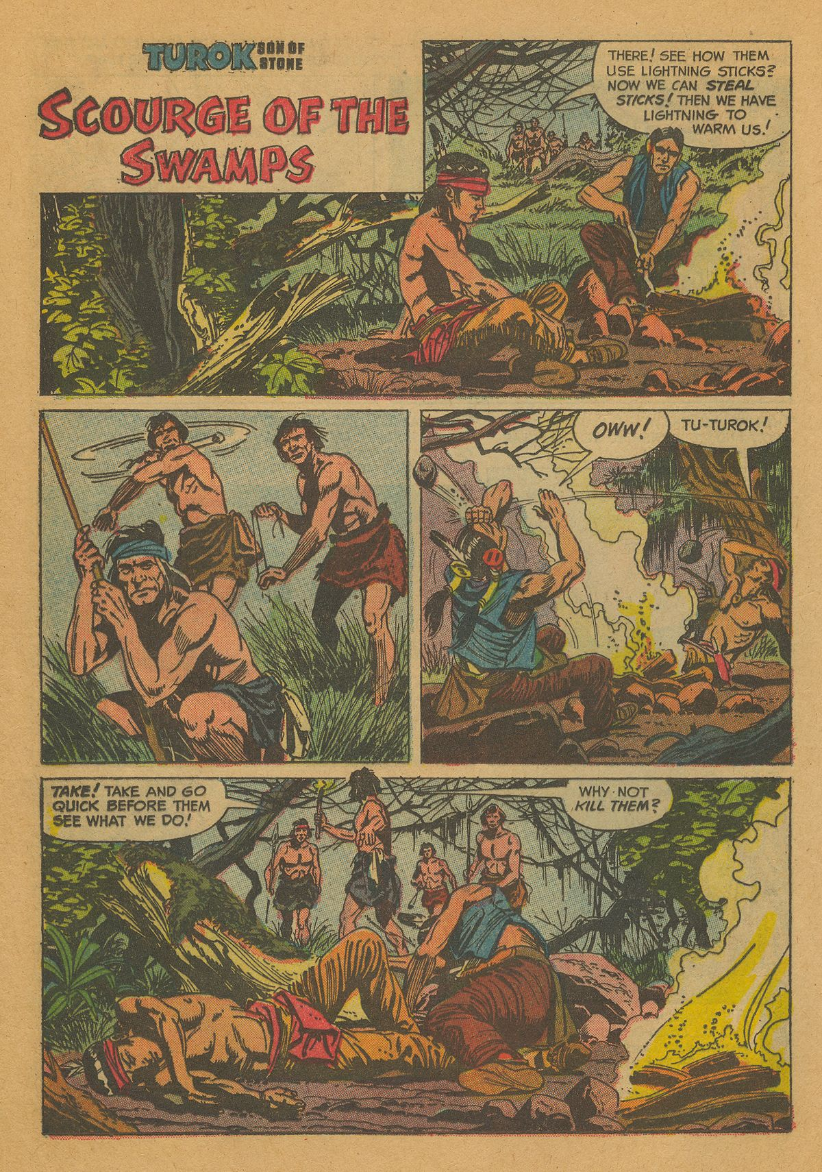 Read online Turok, Son of Stone comic -  Issue #26 - 23