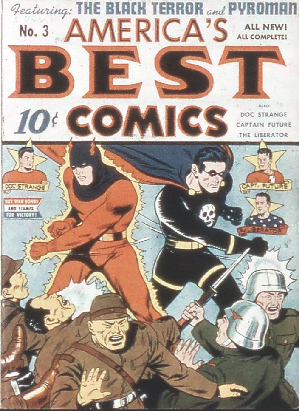 Americas Best Comics 3 Page 1
