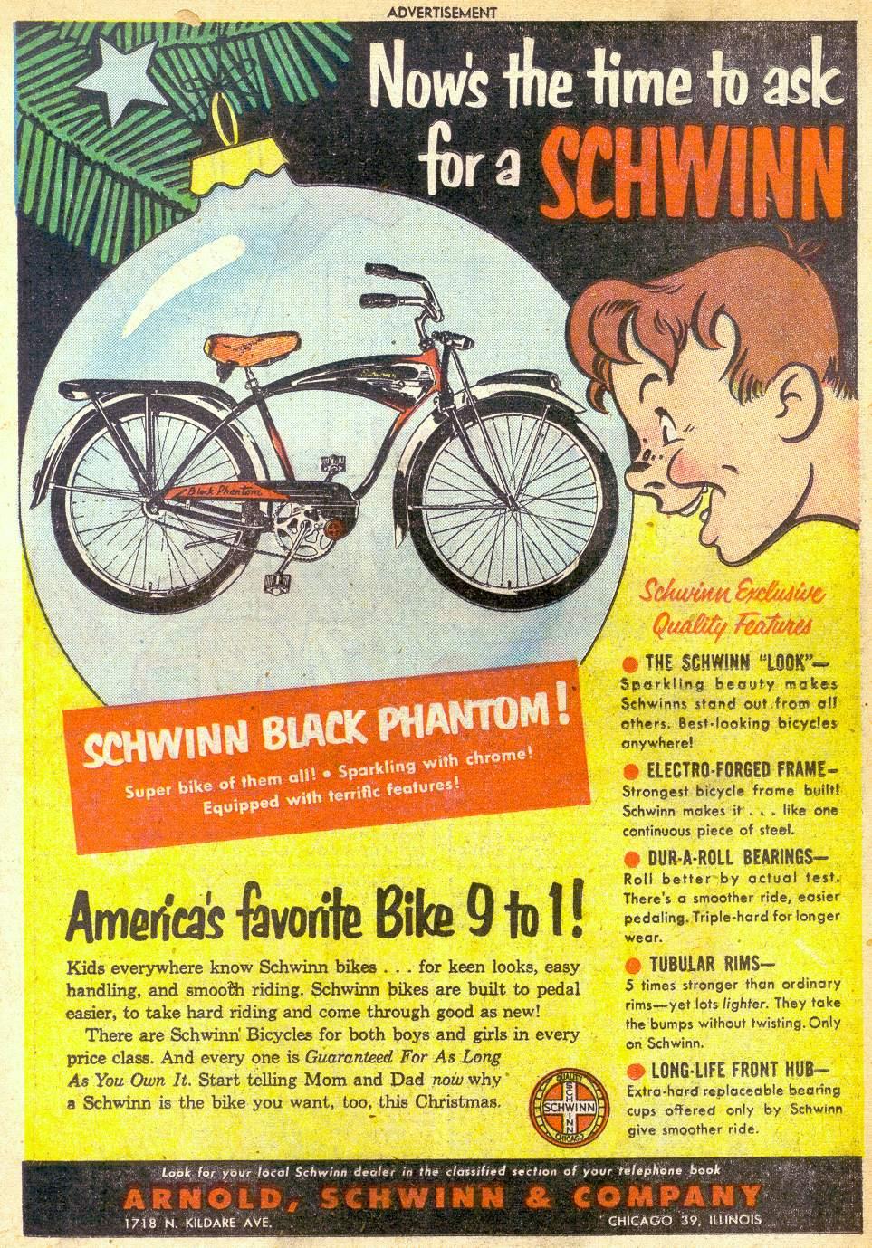 Read online Adventure Comics (1938) comic -  Issue #172 - 23