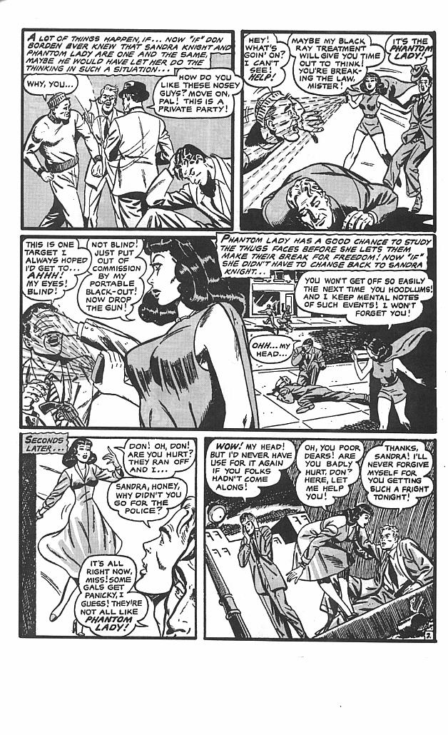 Read online Golden-Age Men of Mystery comic -  Issue #2 - 39