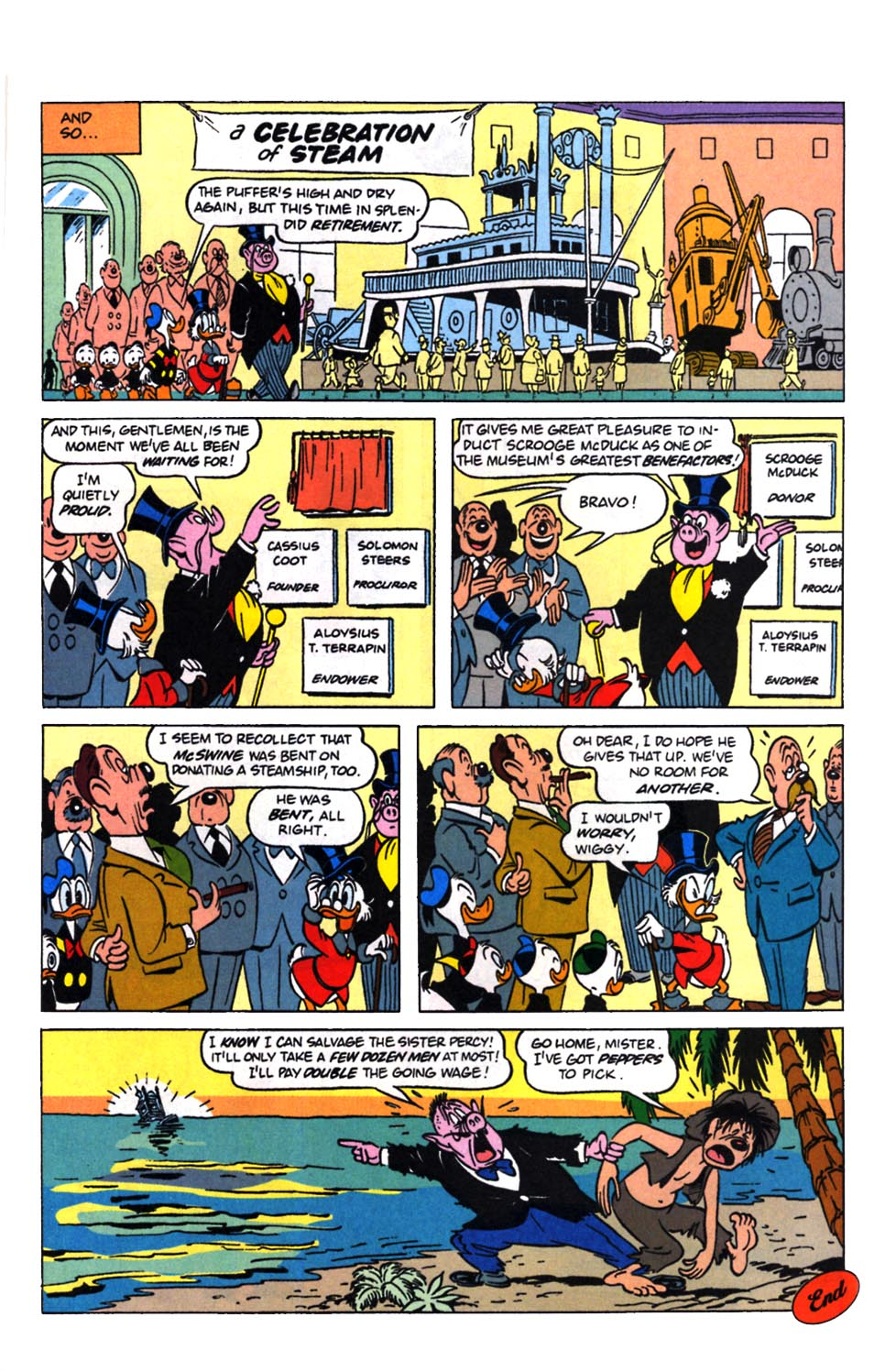 Read online Uncle Scrooge (1953) comic -  Issue #249 - 25