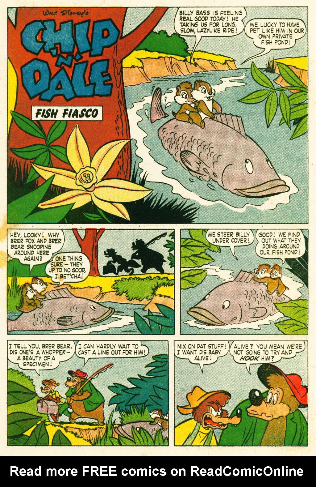 Walt Disneys Chip N Dale issue 20 - Page 22