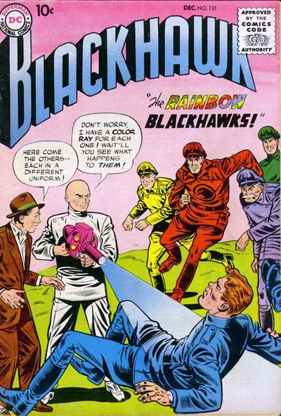 Blackhawk (1957) 131 Page 1