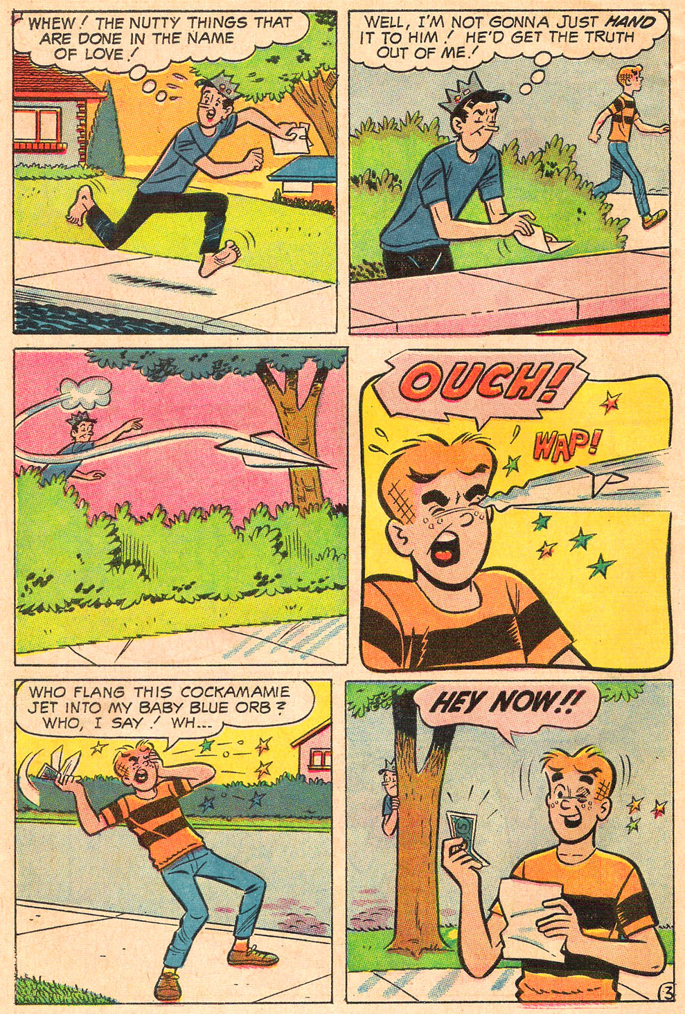 Read online Archie's Girls Betty and Veronica comic -  Issue #154 - 29