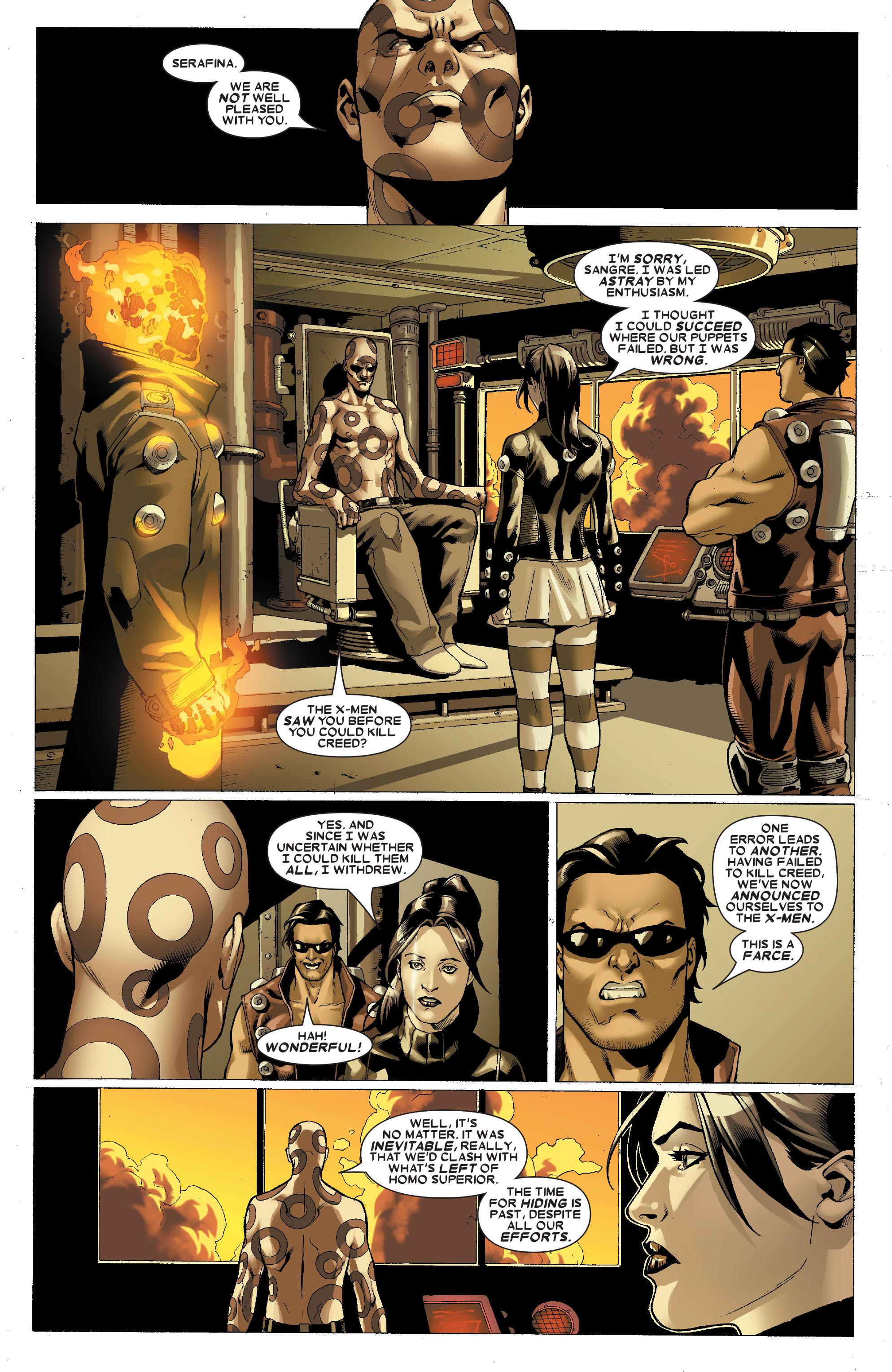 X-Men (1991) 191 Page 22