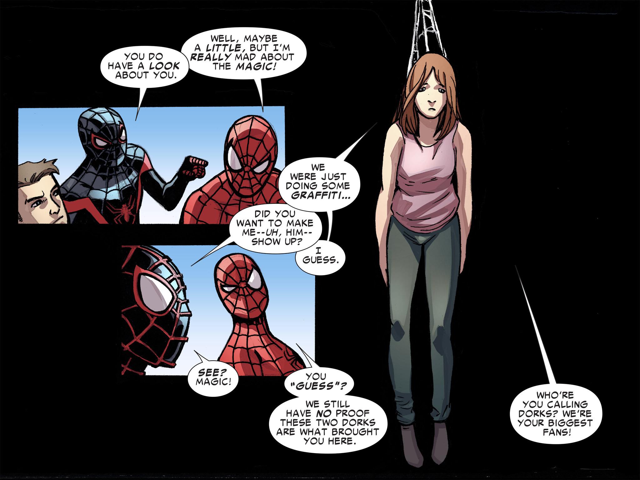 Read online Ultimate Spider-Man (Infinite Comics) (2016) comic -  Issue #8 - 51