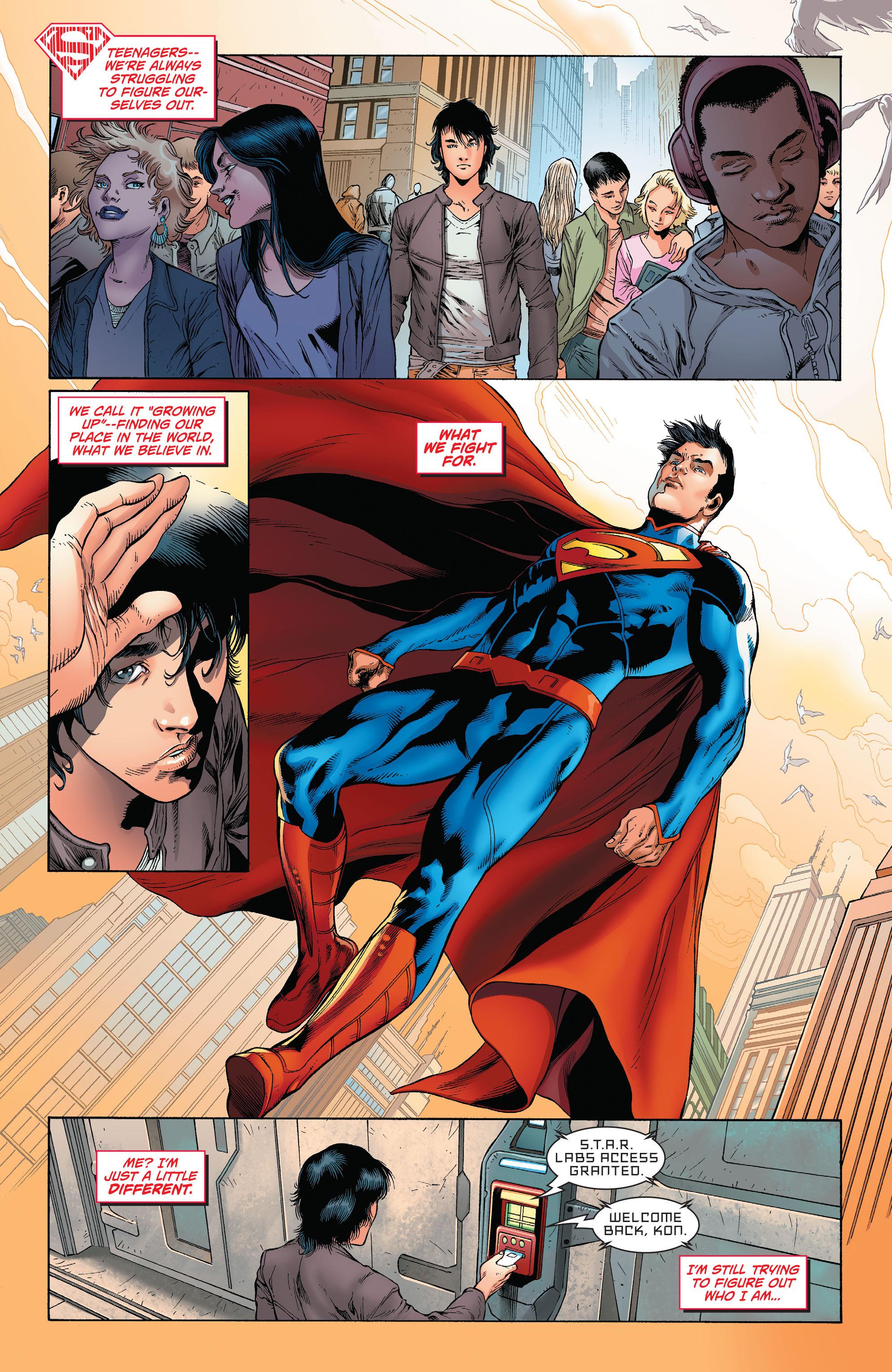 Read online Secret Origins (2014) comic -  Issue #7 - 26