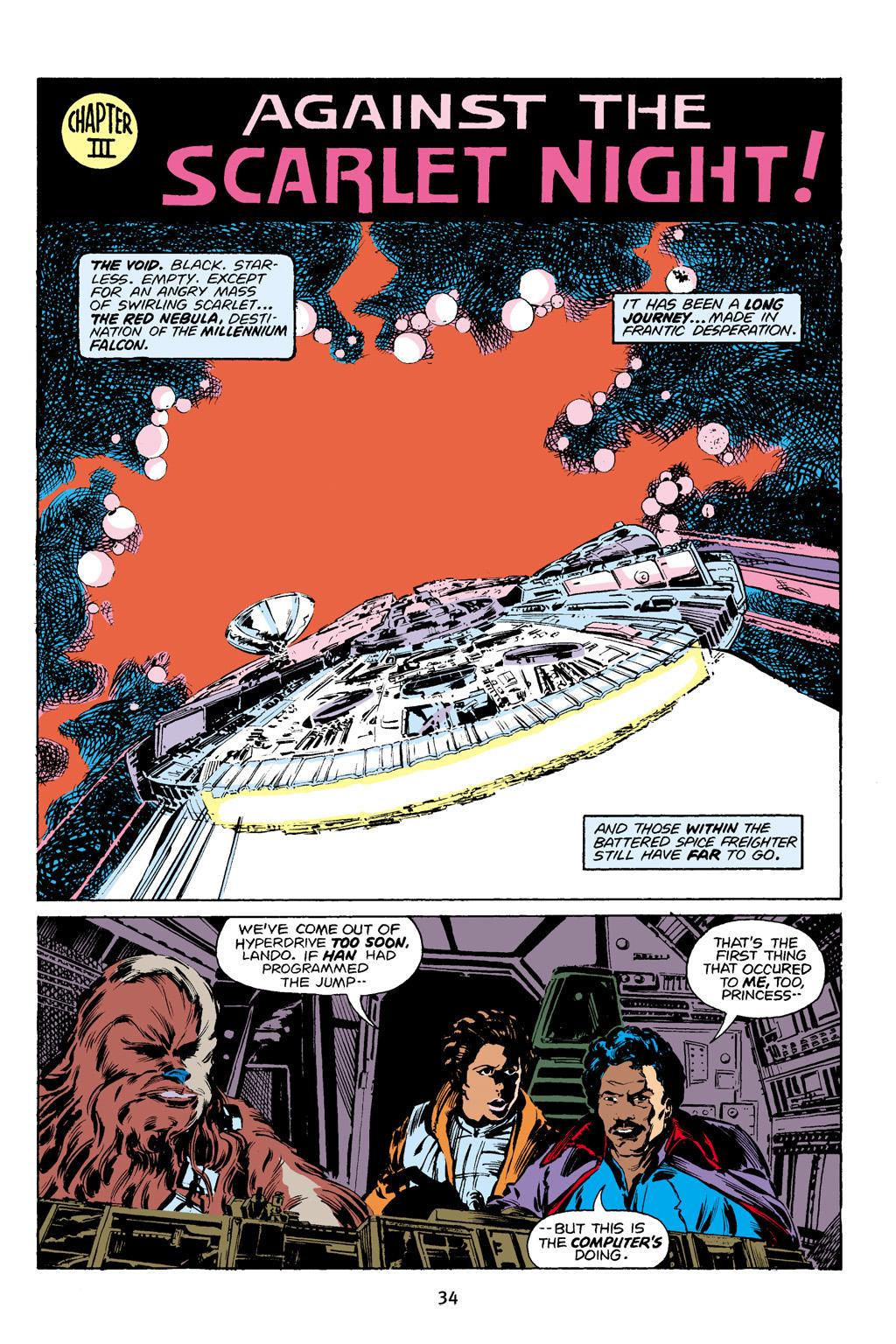 Read online Star Wars Omnibus comic -  Issue # Vol. 16 - 35