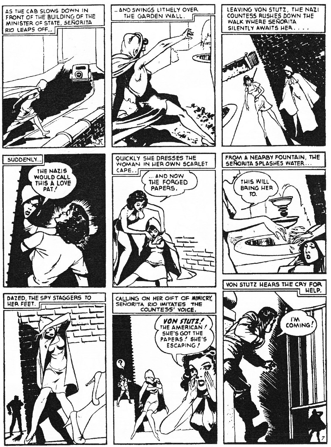 Read online Men of Mystery Comics comic -  Issue #82 - 105