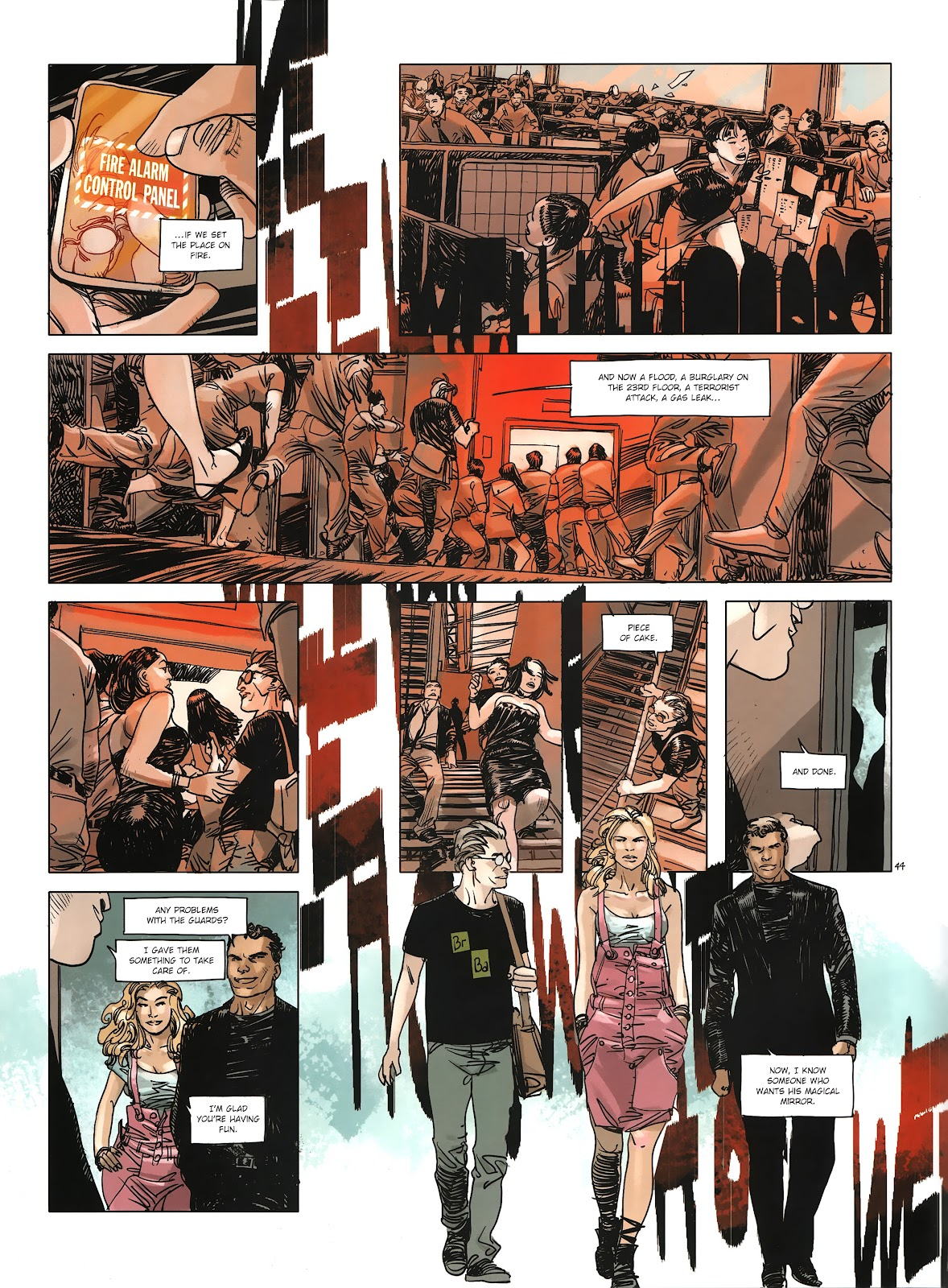 Read online Cutting Edge (2013) comic -  Issue #3 - 43