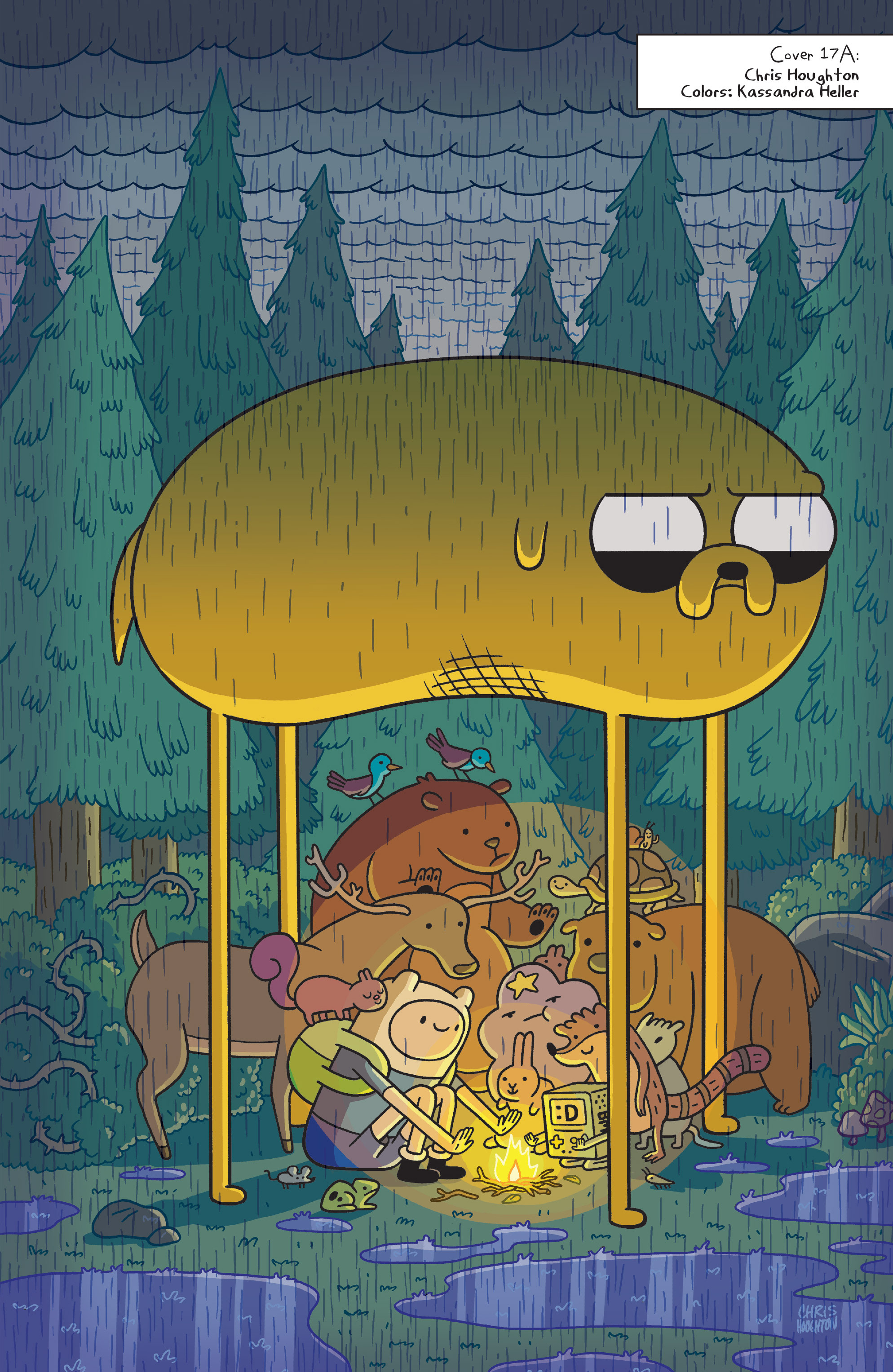Read online Adventure Time comic -  Issue #Adventure Time _TPB 4 - 112