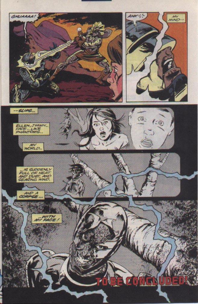 Read online Robocop (1990) comic -  Issue #22 - 23