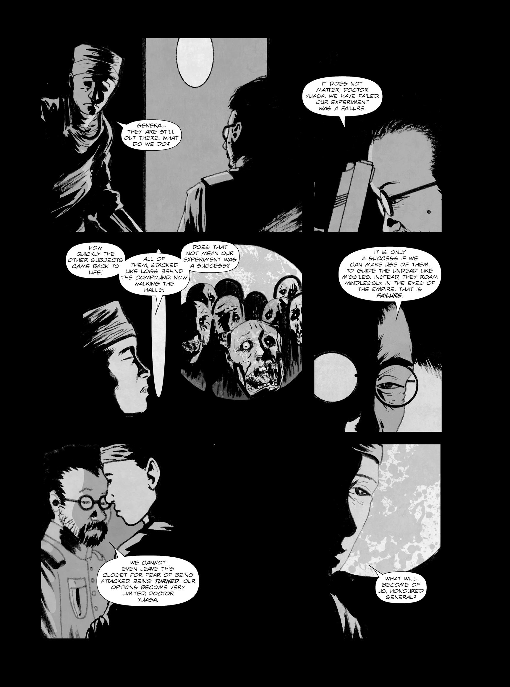 Read online FUBAR comic -  Issue #2 - 107