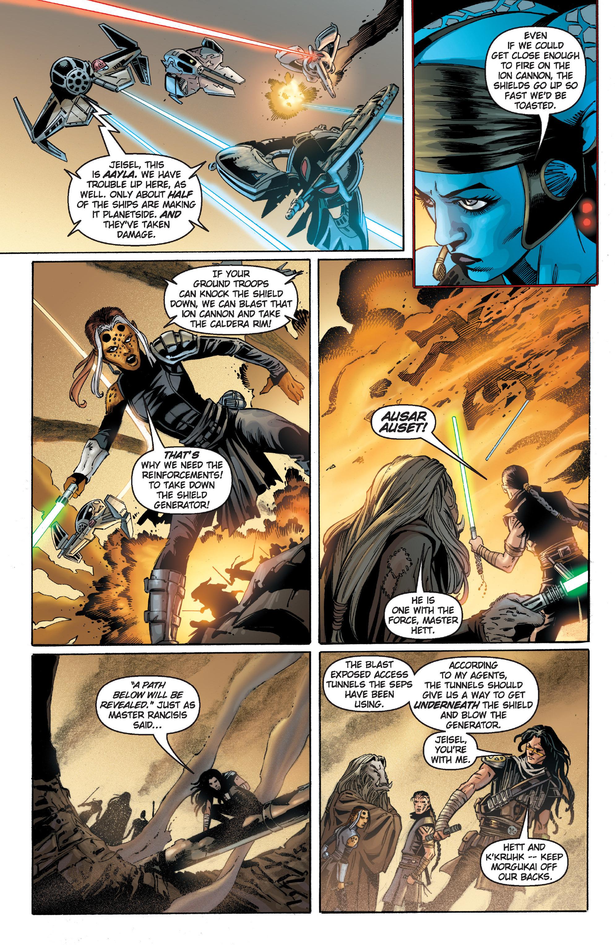 Read online Star Wars Omnibus comic -  Issue # Vol. 26 - 261
