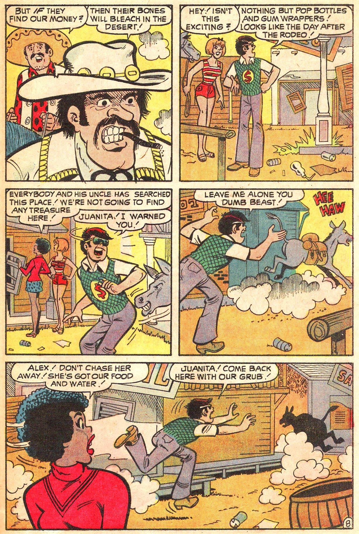 Read online She's Josie comic -  Issue #64 - 45