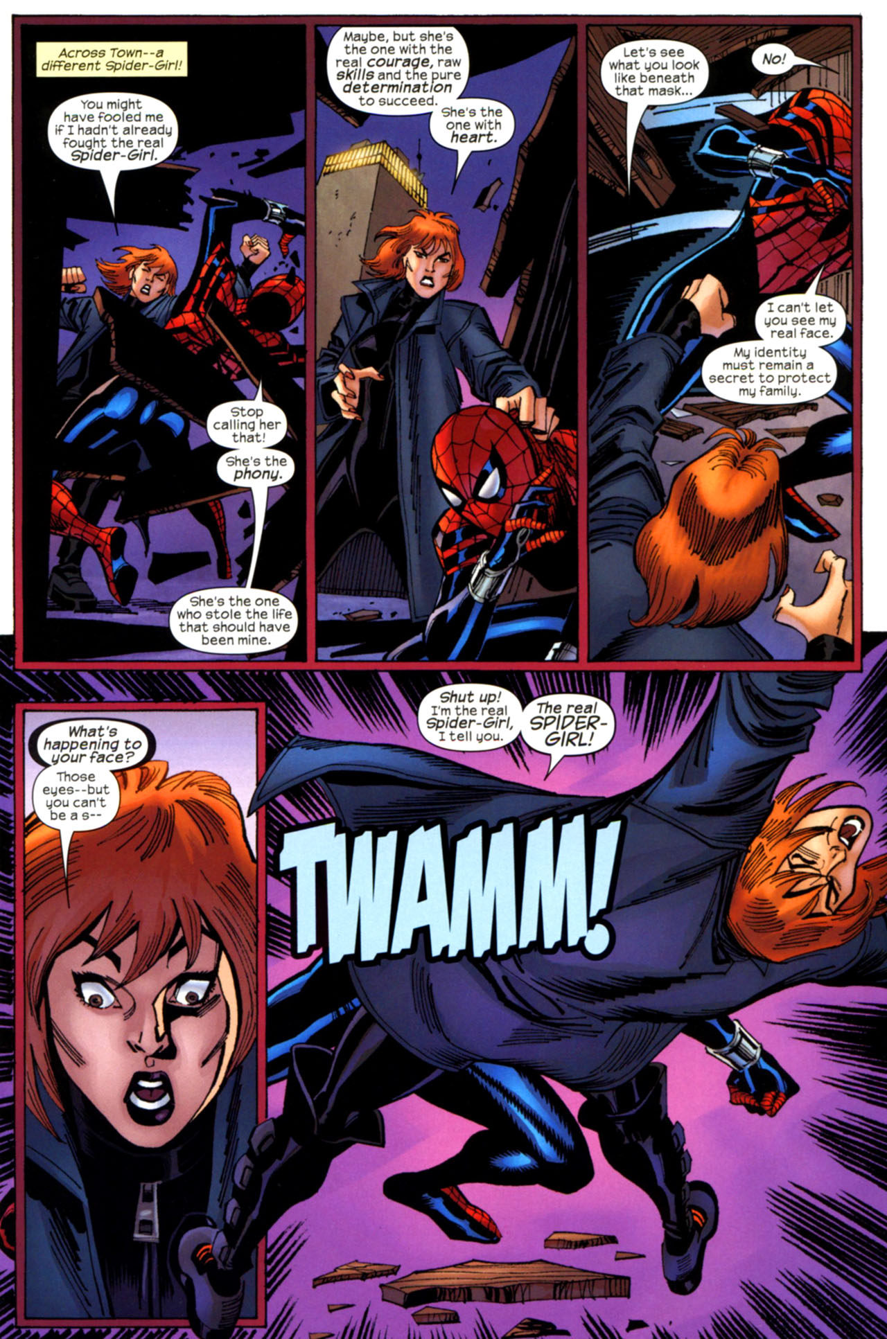 Read online Amazing Spider-Girl comic -  Issue #28 - 13