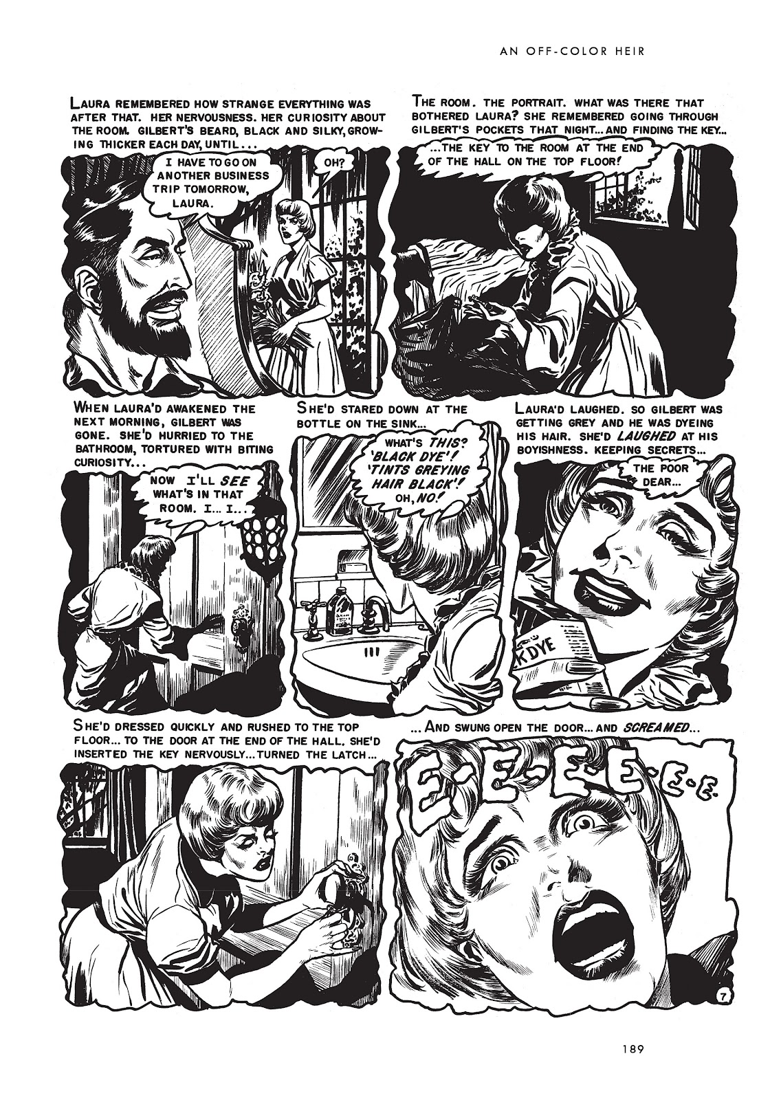 Read online Sucker Bait and Other Stories comic -  Issue # TPB (Part 2) - 104