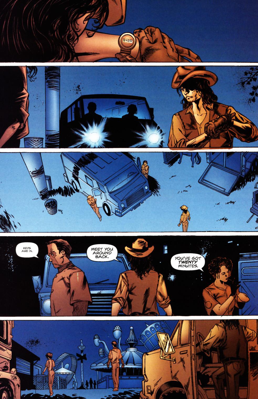 Read online Felon comic -  Issue #3 - 9