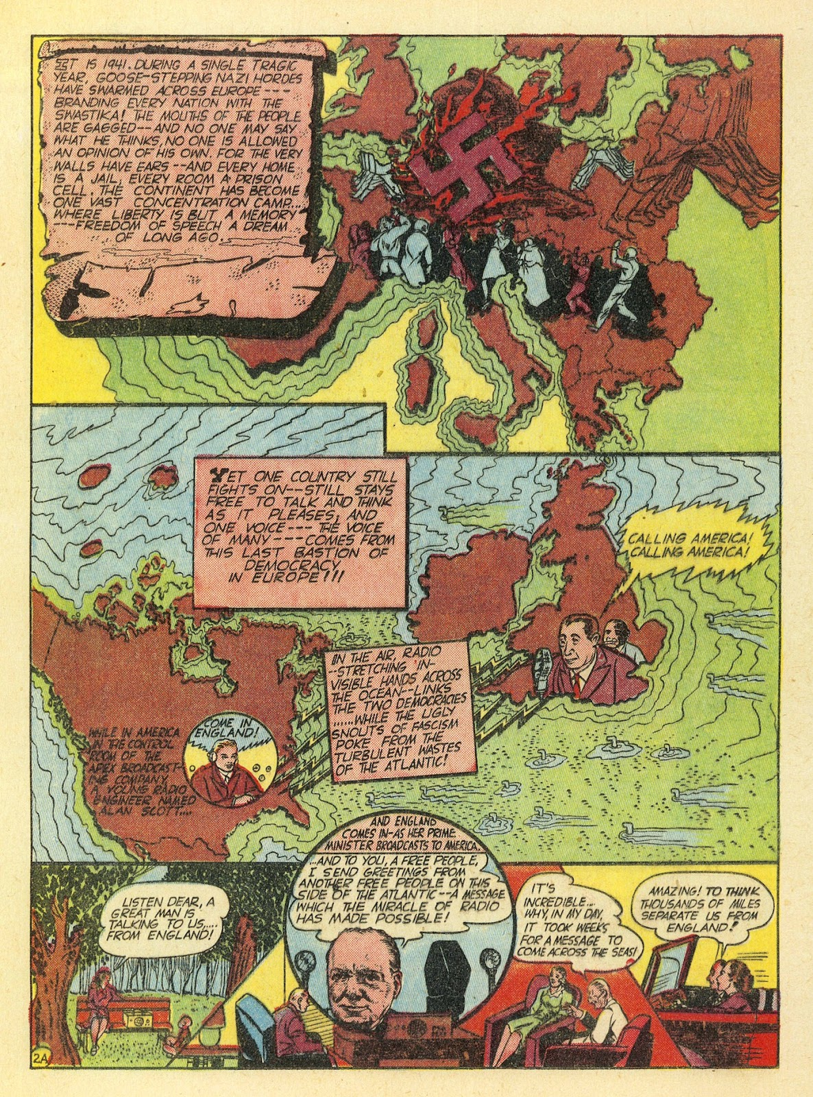 Read online 75 Years Of DC Comics comic -  Issue # TPB (Part 2) - 94