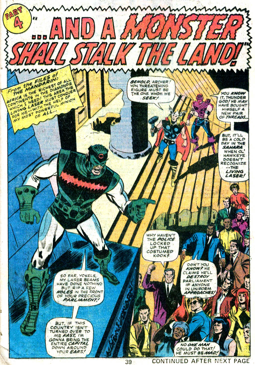 Giant-Size Avengers (1974) issue 5 - Page 31